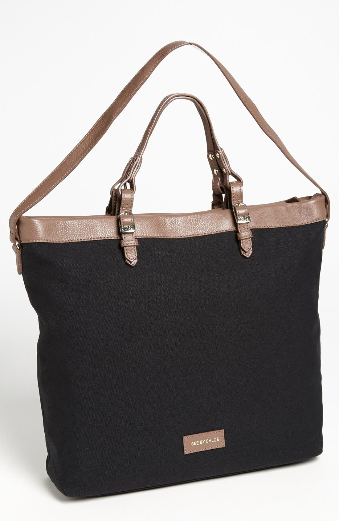 Main Image - See by Chloé 'Agathe' Tote, Extra Large