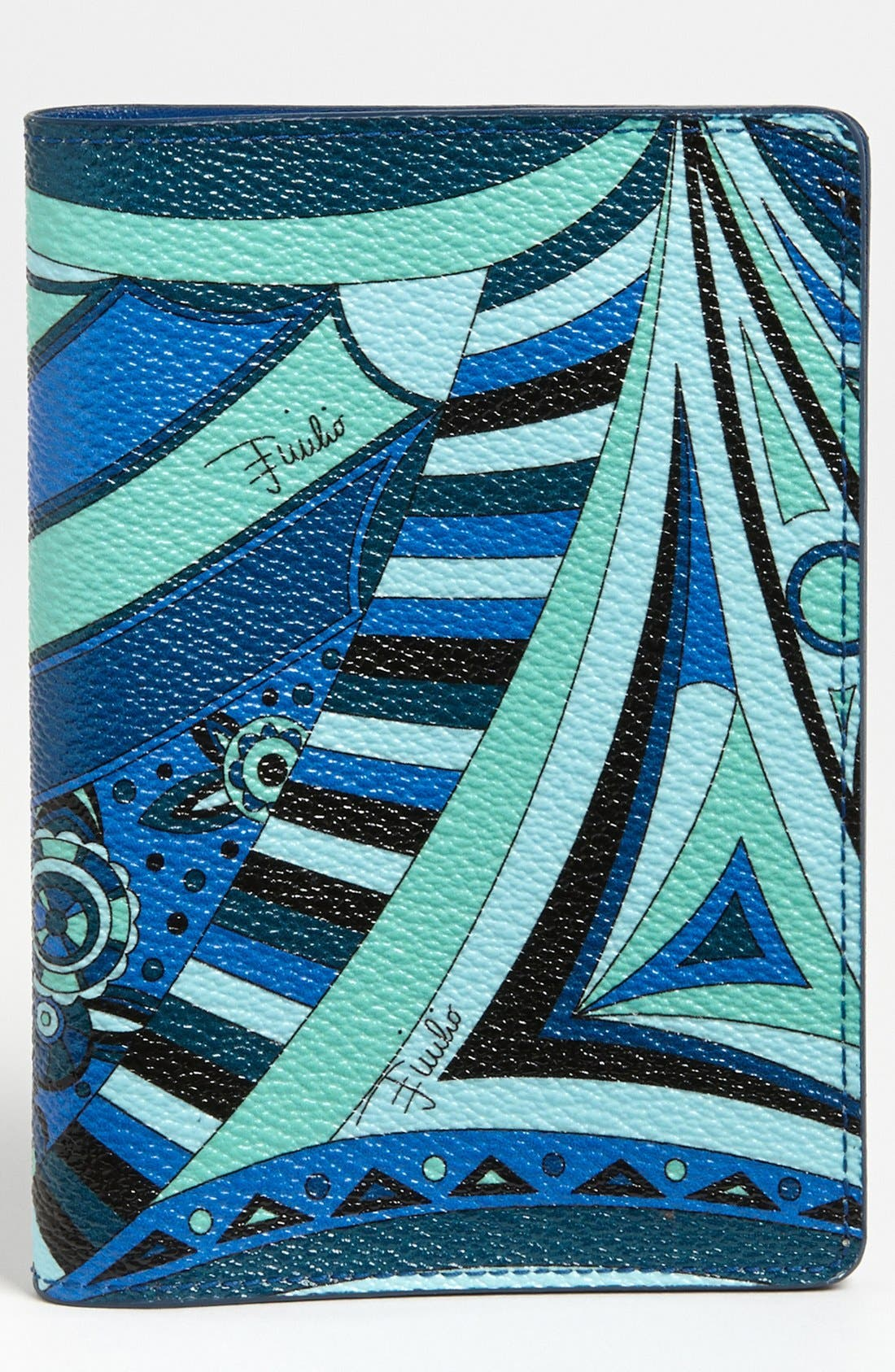Alternate Image 1 Selected - Emilio Pucci 'Baby Chicago' Passport Cover