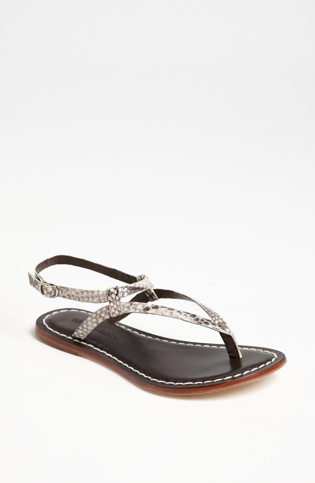 Main Image - Bernardo Footwear Merit Sandal