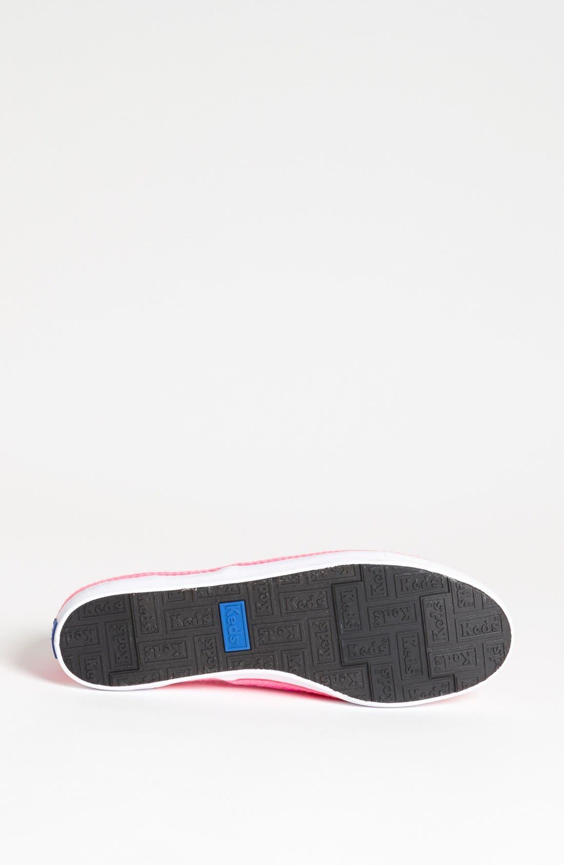 Alternate Image 4  - Keds® 'Rookie' Slip-On (Women)