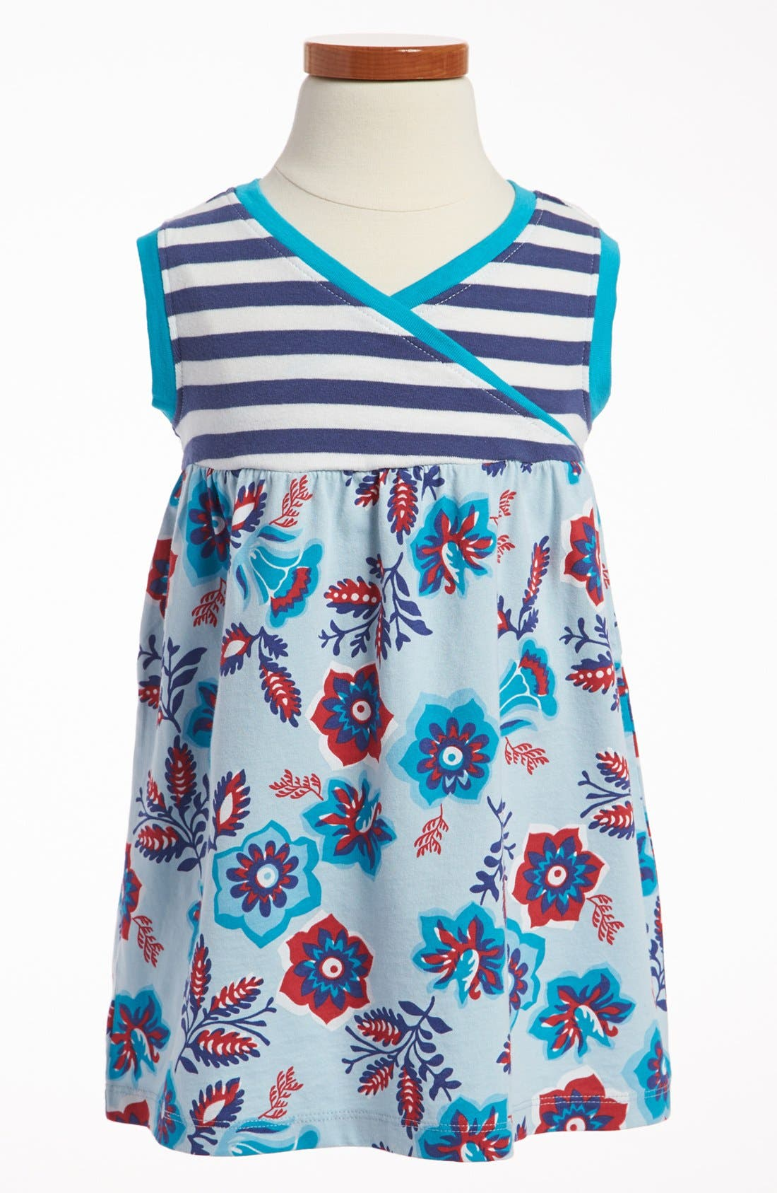 Alternate Image 1 Selected - Tea Collection 'Sea Gypsy' Dress (Toddler)
