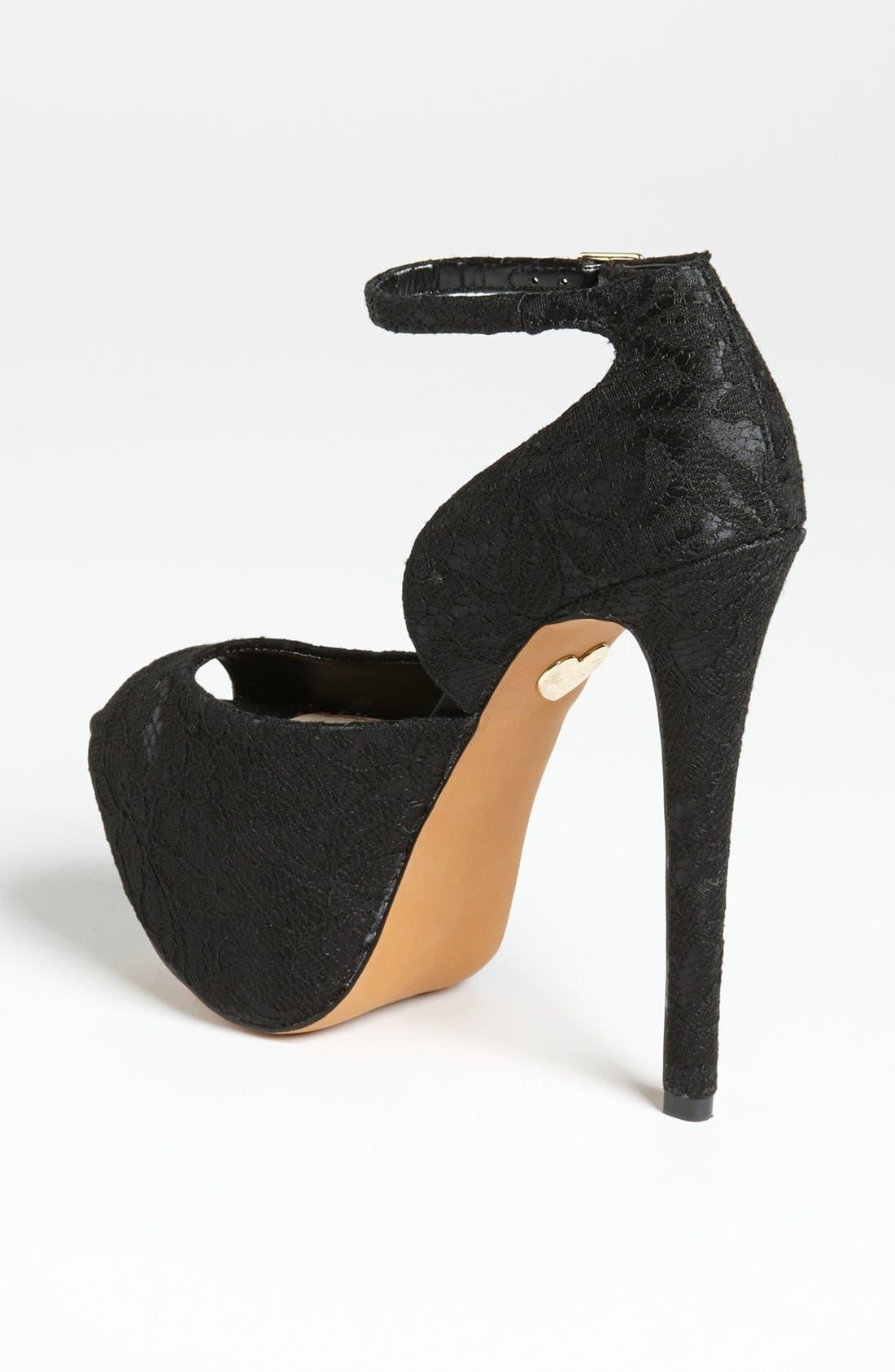 Alternate Image 2  - Betsey Johnson 'Bandit' Sandal