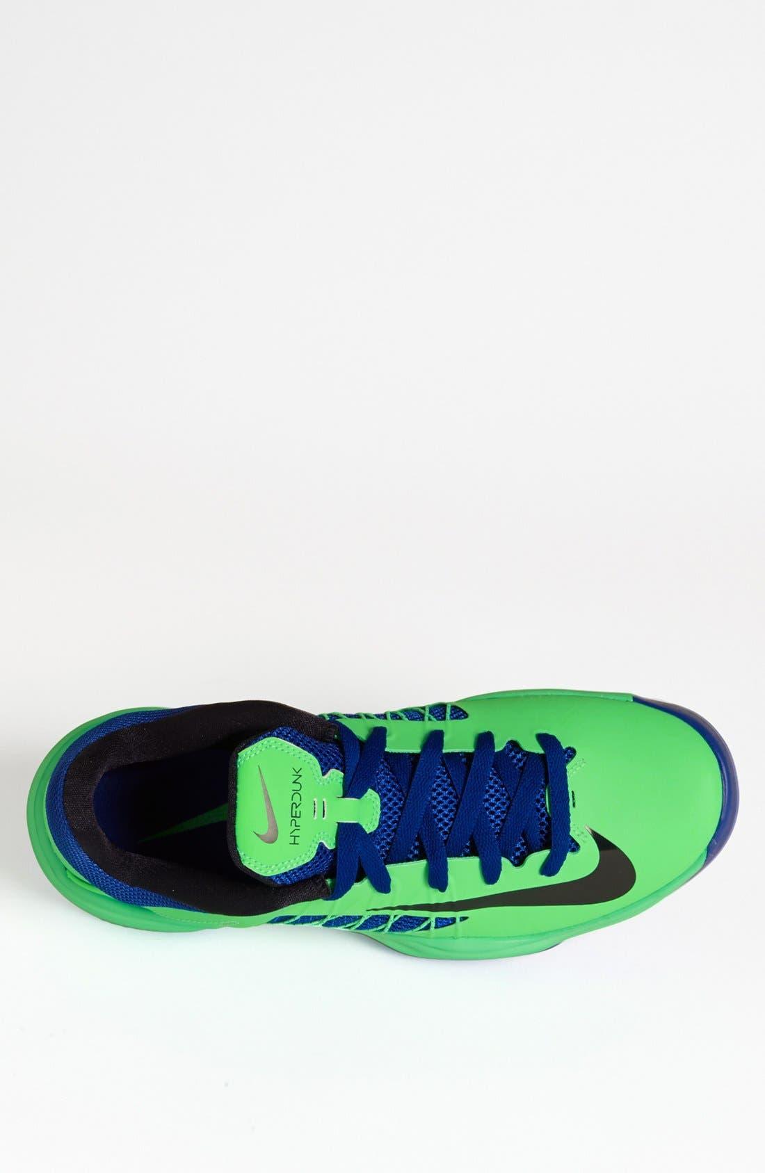 Alternate Image 3  - Nike 'Hyperdunk Low' Basketball Shoe (Men)