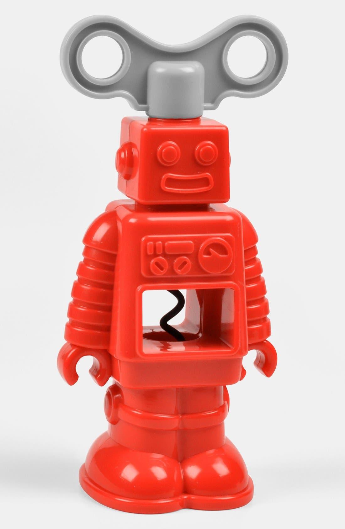 Alternate Image 2  - Fred & Friends Robot Corkscrew