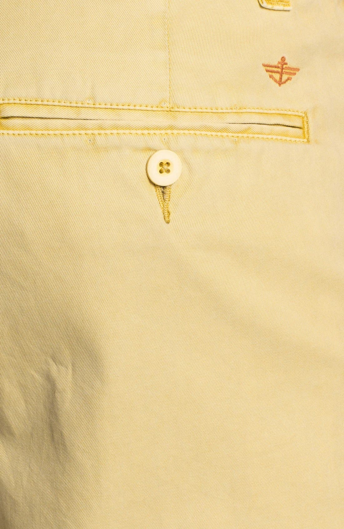 Alternate Image 3  - Dockers® 'Ultimate' Cotton Twill Shorts