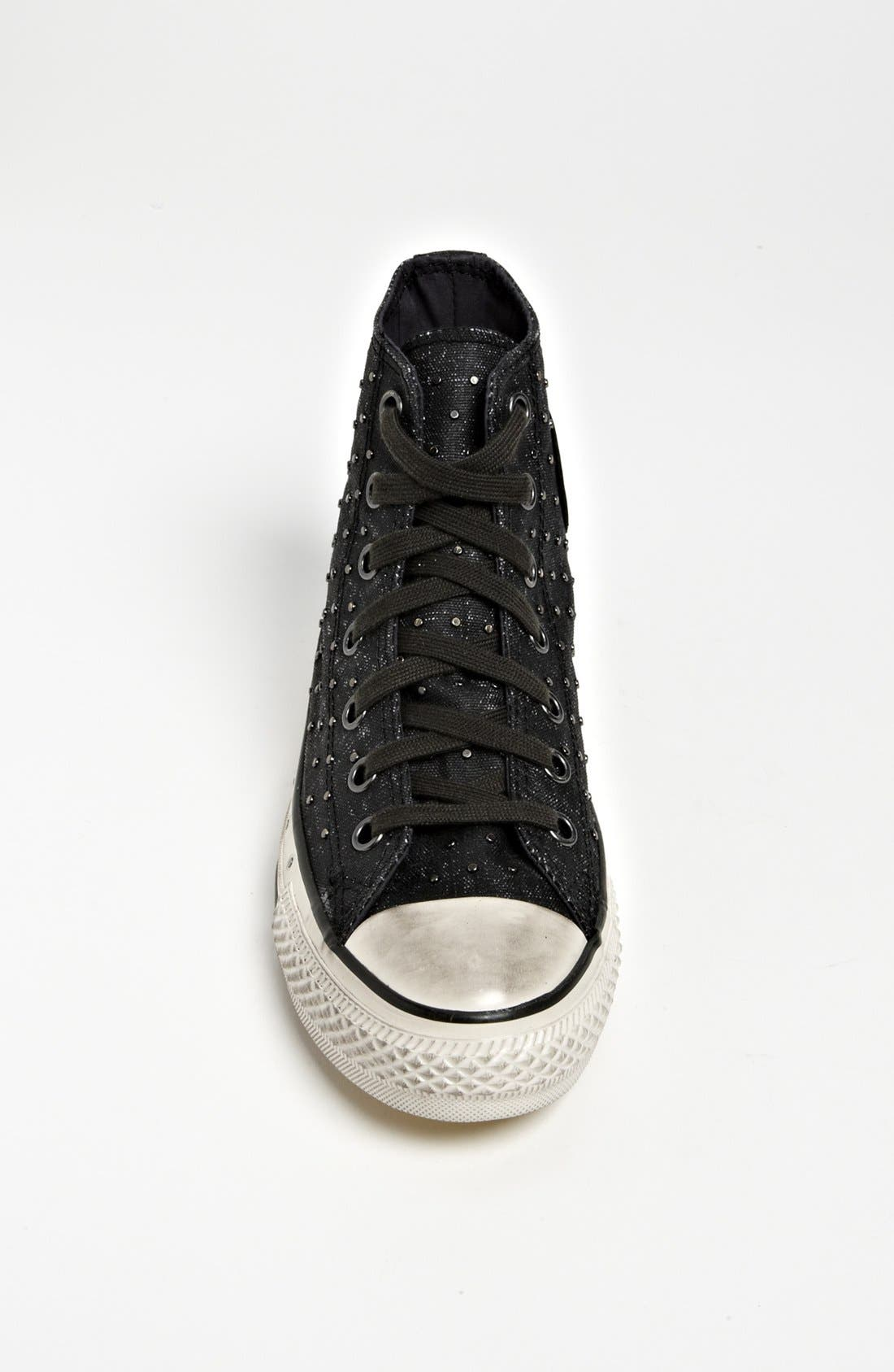 Alternate Image 3  - Converse by John Varvatos 'All Star® Hi Studded' Sneaker (Women)