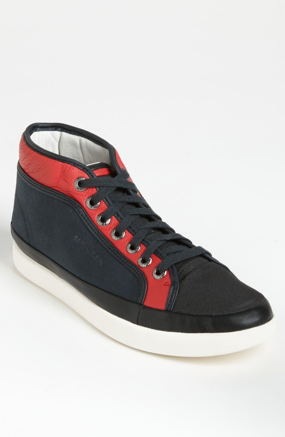 Alternate Image 1 Selected - PUMA 'Alexander McQueen - Rabble Mid' Sneaker