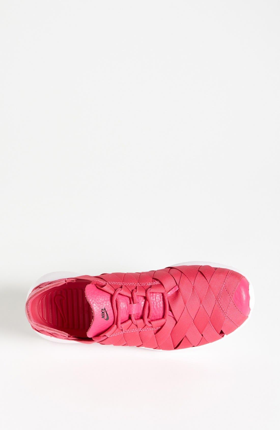 Alternate Image 3  - Nike 'Roshe Run' Woven Sneaker (Women)