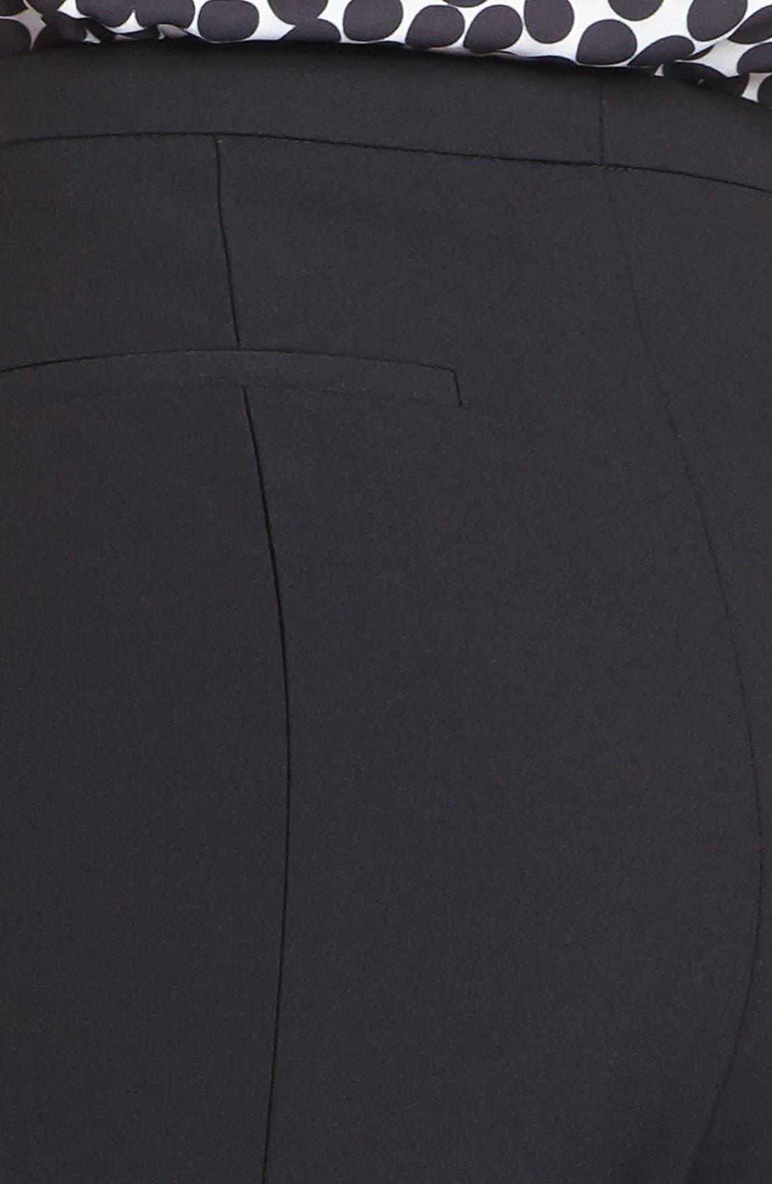 Alternate Image 3  - Halogen® 'Quinn' Skinny Ankle Pants (Regular & Petite)