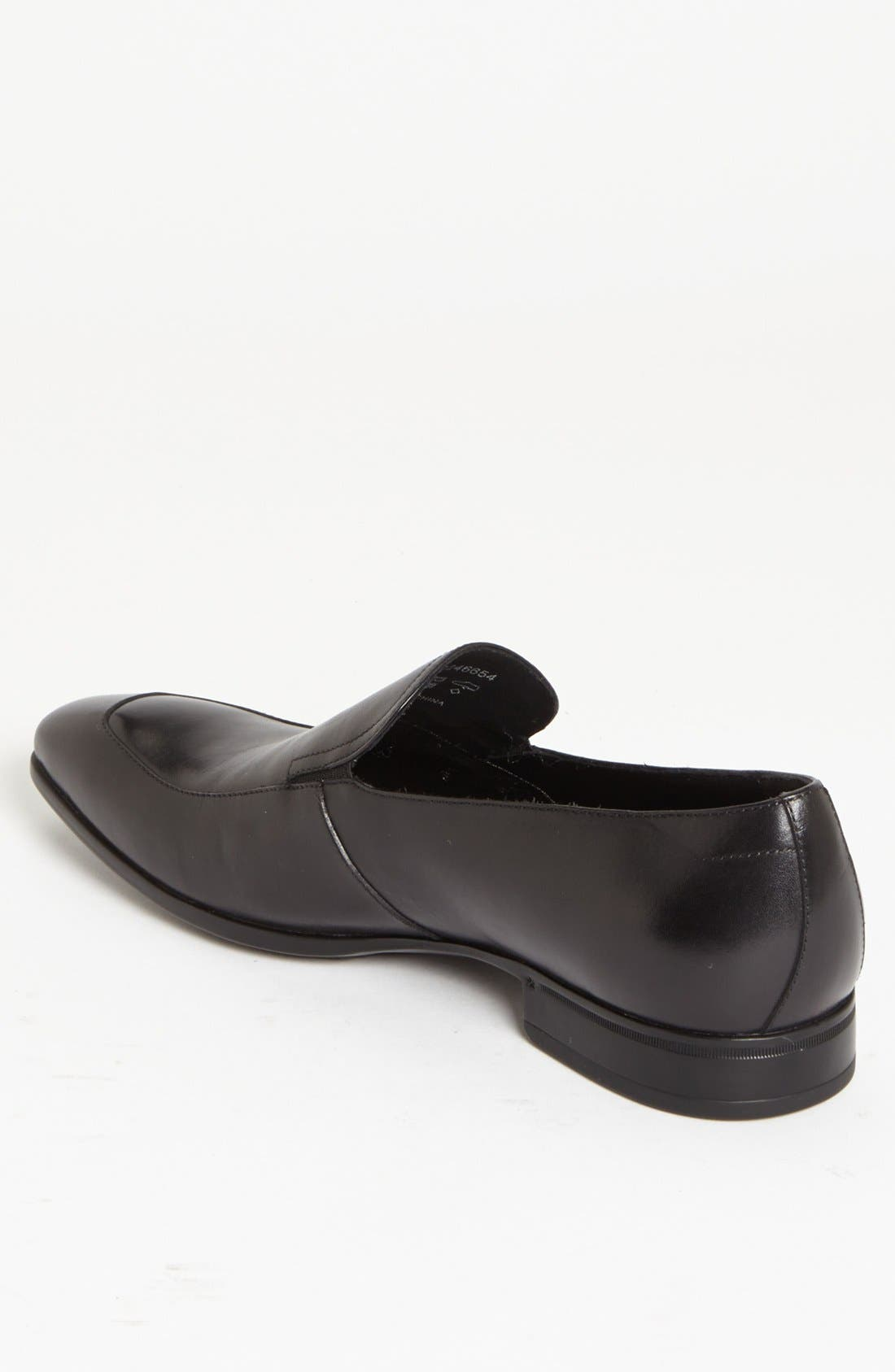 Alternate Image 2  - BOSS HUGO BOSS 'Varmons' Apron Toe Loafer (Men)