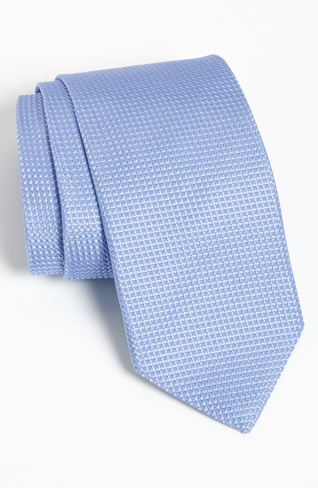Alternate Image 1 Selected - Brook 'Brothers' Woven Silk Tie IMT TEST IMT TEST IMT TEST & Proofer tes - TEST 02/06. TEST