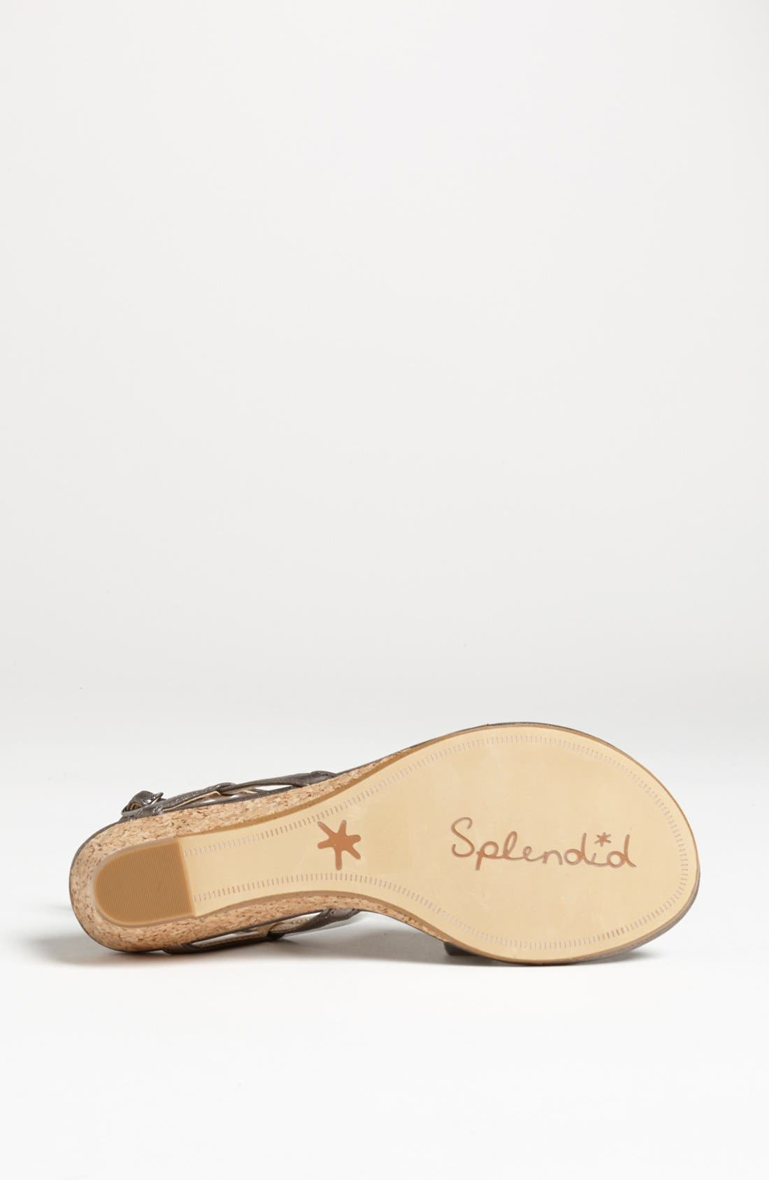 Alternate Image 4  - Splendid 'Edgewood' Sandal