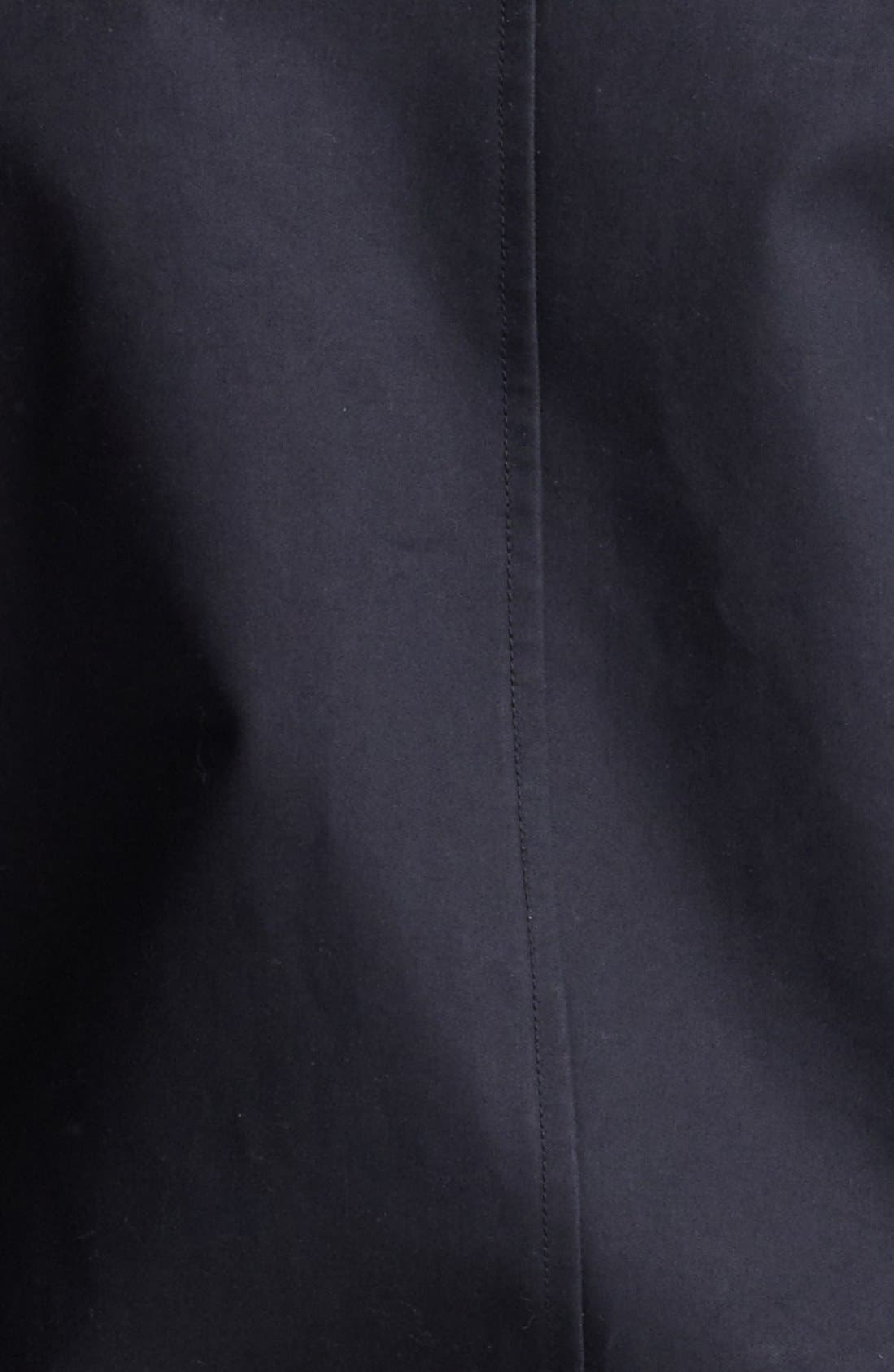 Alternate Image 3  - Lanvin Genuine Shearling & Cotton Bomber Jacket