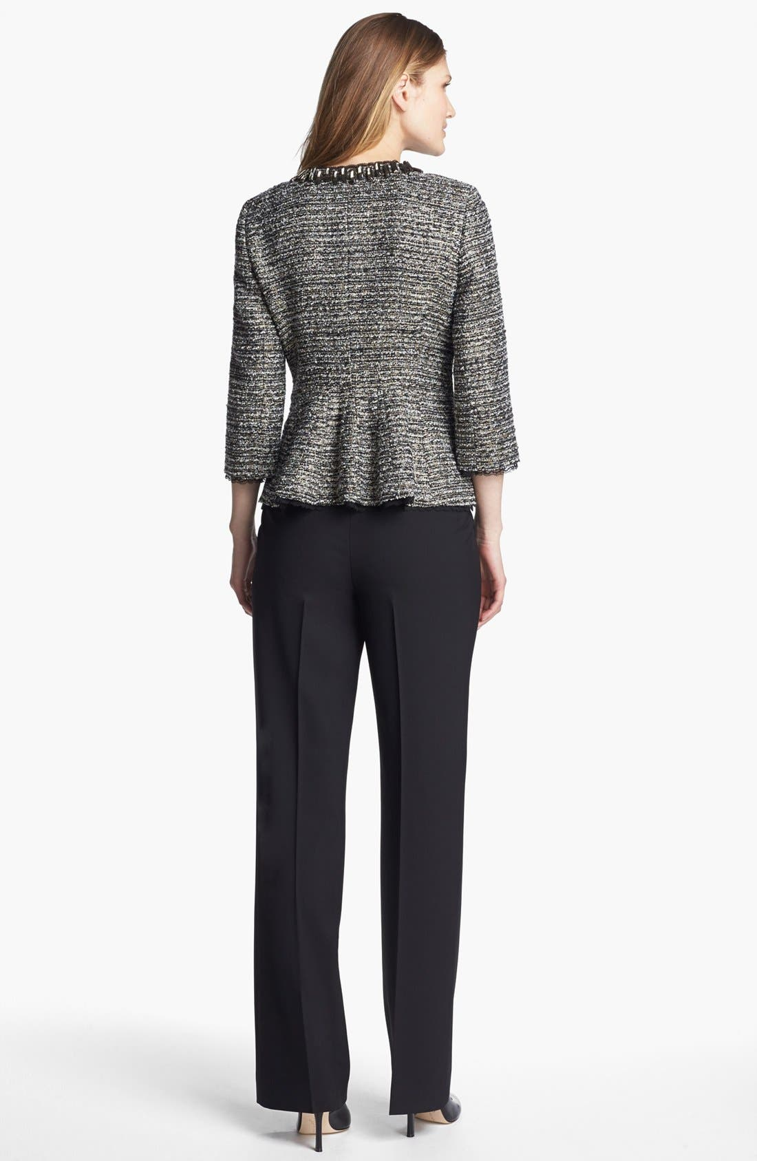 Alternate Image 4  - Classiques Entier® 'Lavish Bouclé' Embellished Jacket