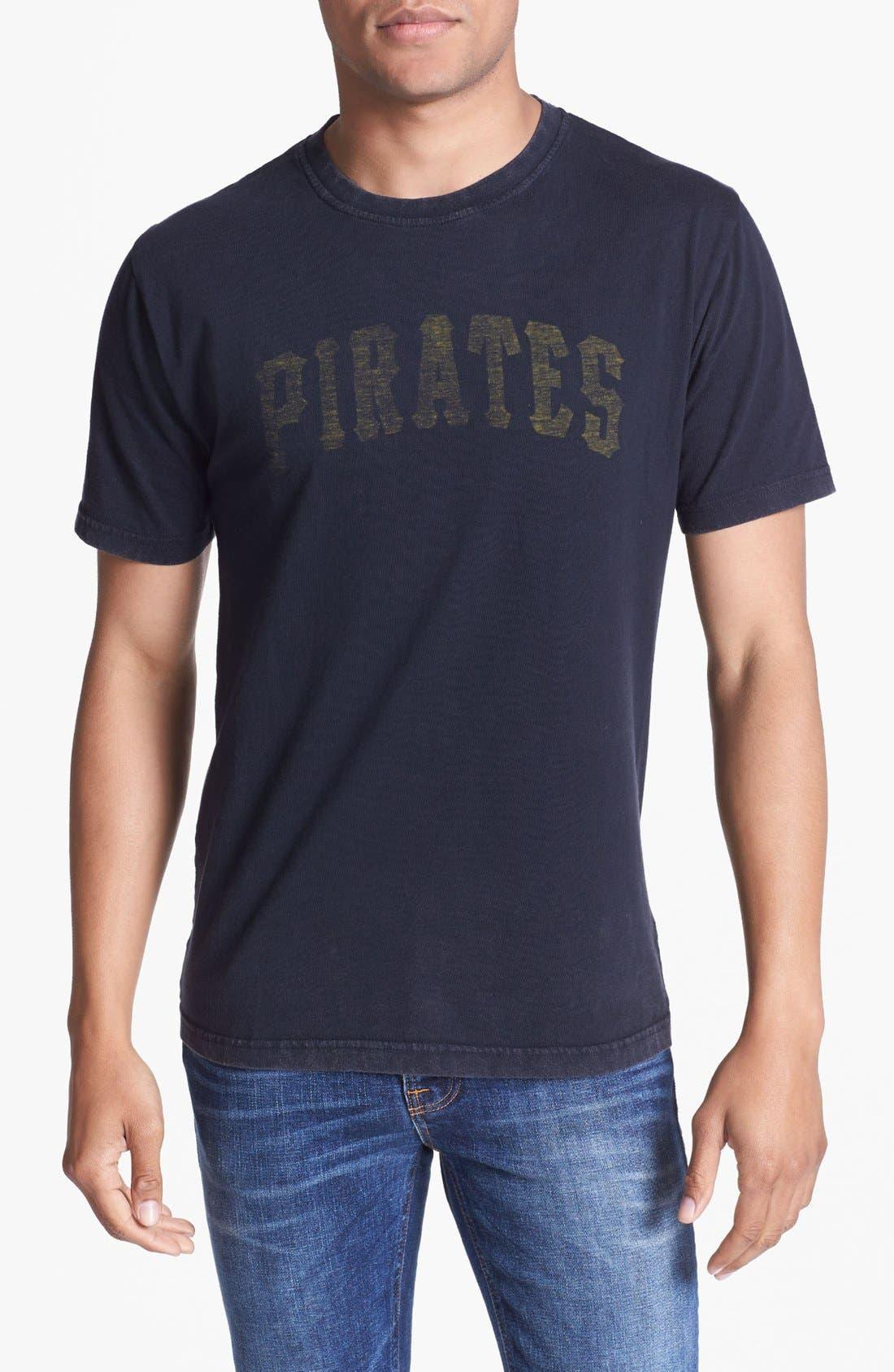 Main Image - Red Jacket 'Pirates - Reversal' T-Shirt