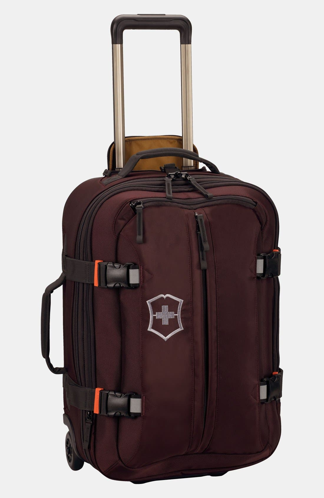 Alternate Image 1 Selected - Victorinox Swiss Army® Wheeled Carry-On (22 Inch)