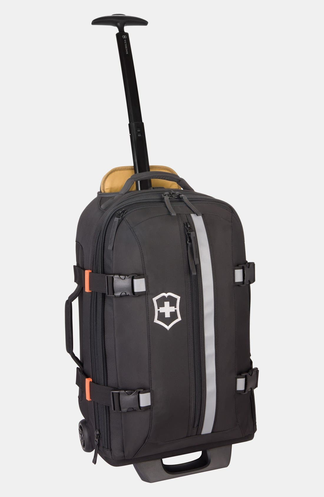 Alternate Image 1 Selected - Victorinox Swiss Army® Rolling Backpack (22 Inch)