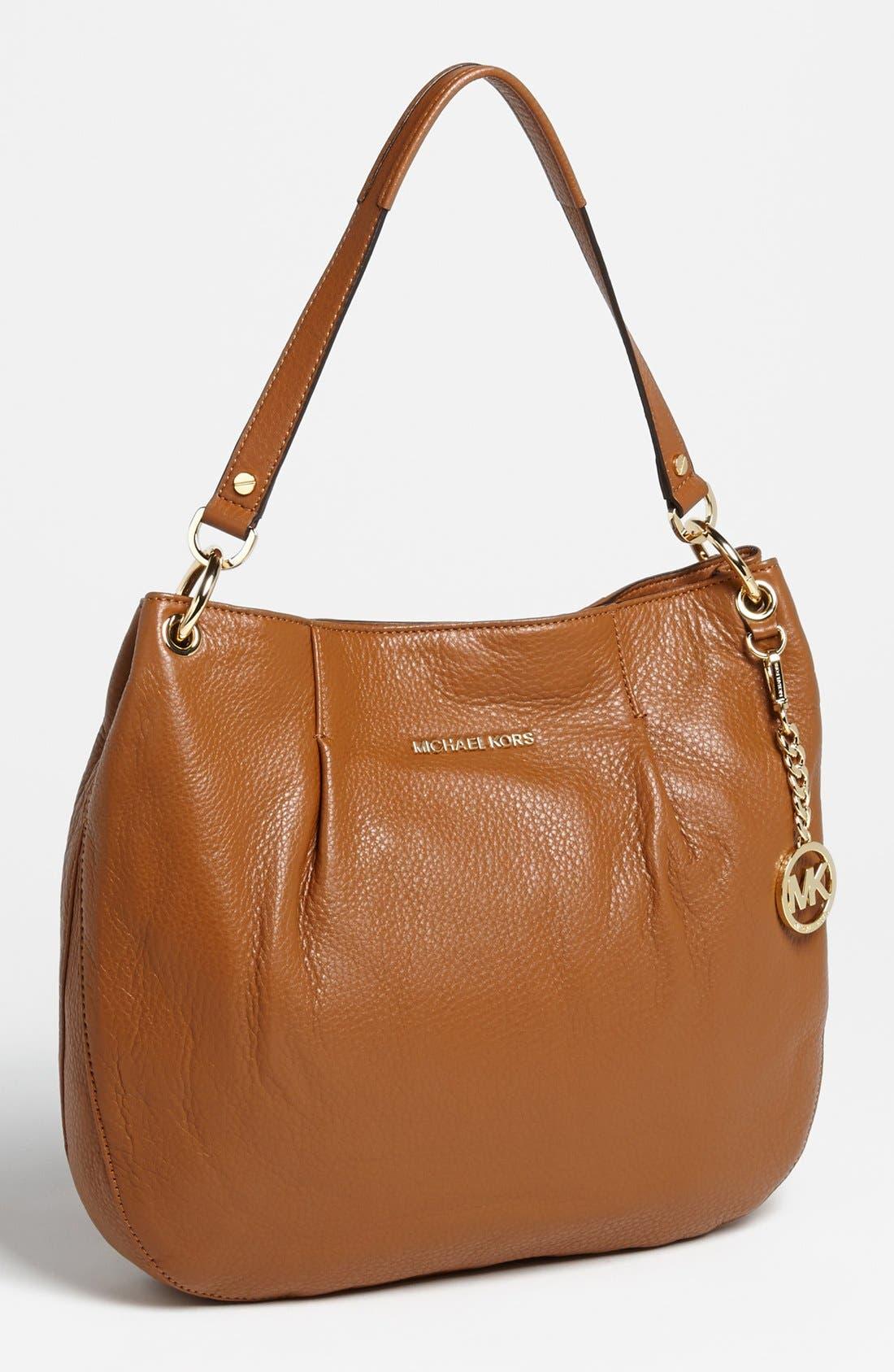 Main Image - MICHAEL Michael Kors 'Bedford - Large' Shoulder Bag