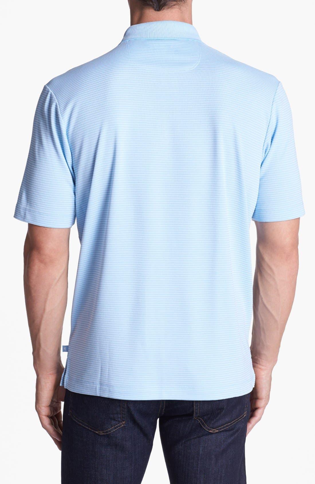 Alternate Image 2  - Tommy Bahama 'Superfecta' Stripe Polo