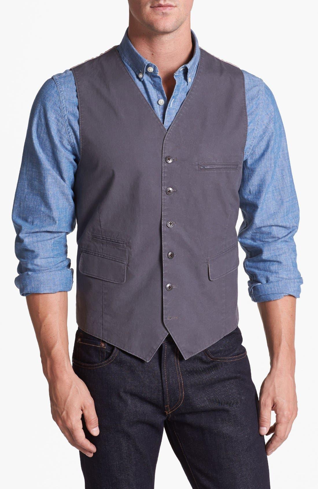 Alternate Image 1 Selected - Kroon Stretch Cotton Vest