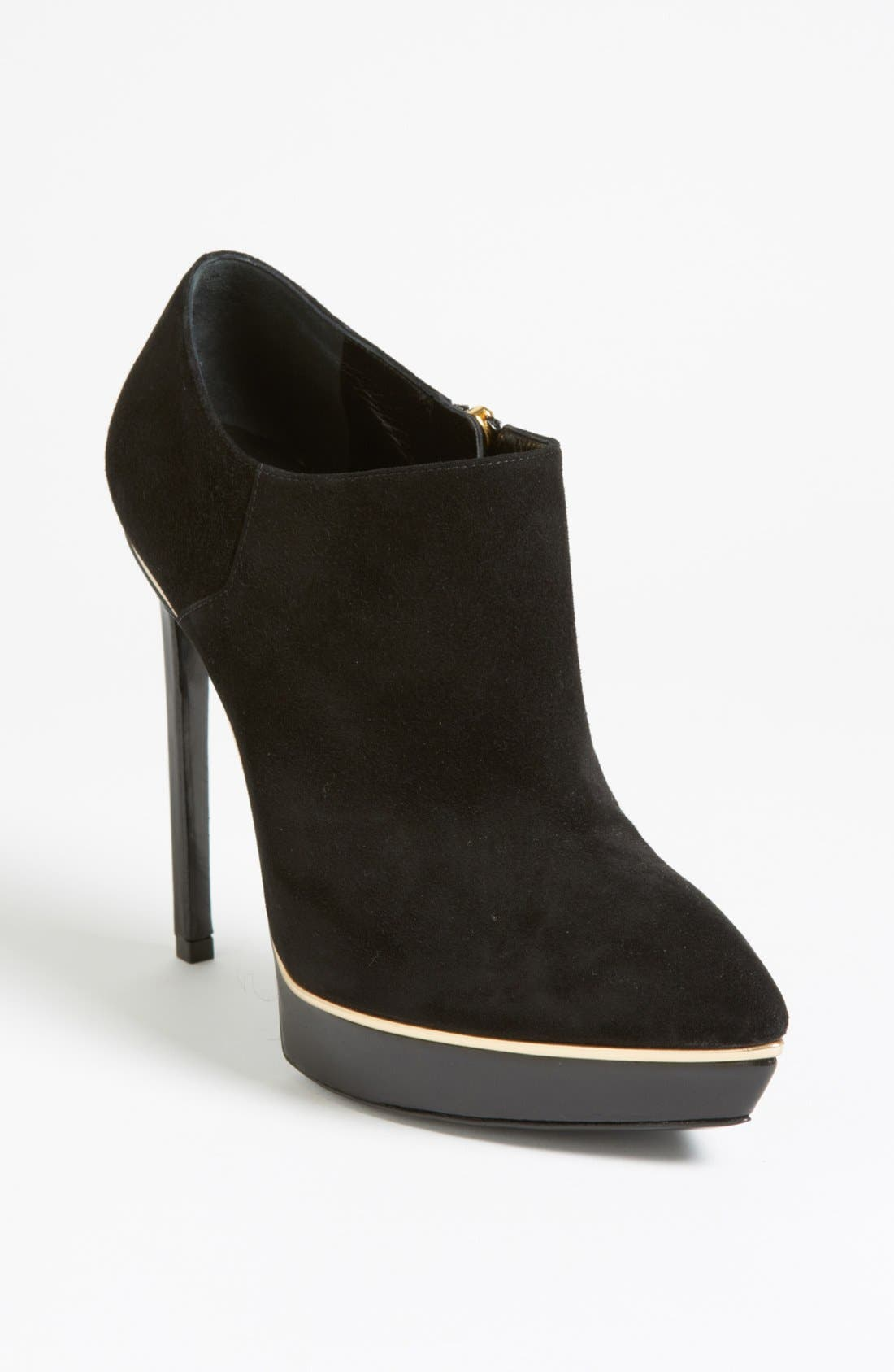 Main Image - Saint Laurent 'Janie Metal' Bootie