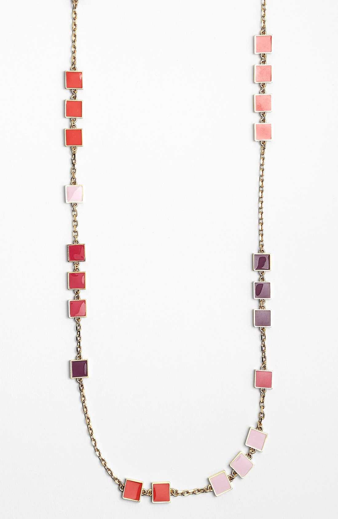 Alternate Image 2  - Tory Burch Extra Long Station Necklace