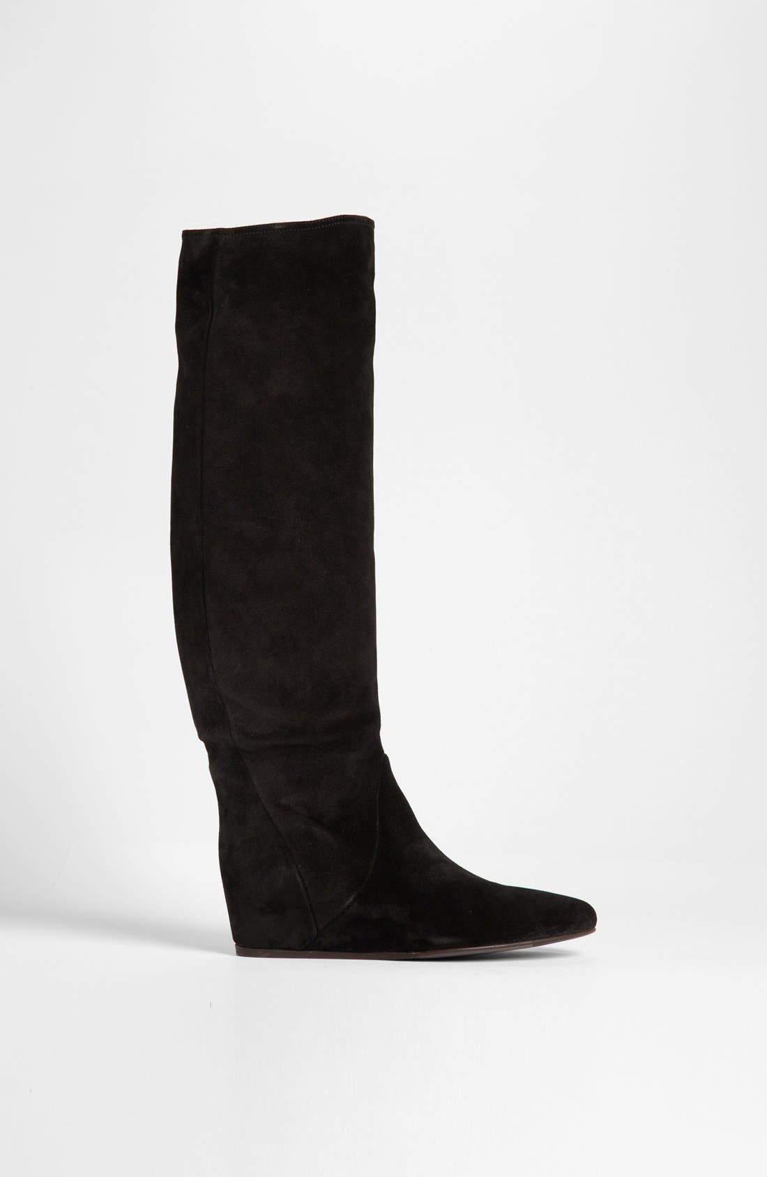 Alternate Image 4  - Lanvin Wedge Over the Knee Boot