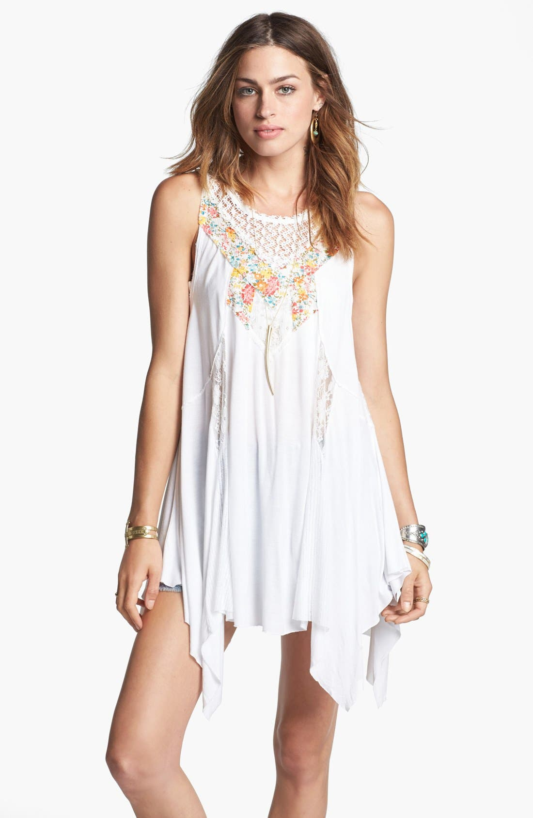 Alternate Image 1  - Free People 'Blown Away' Tunic