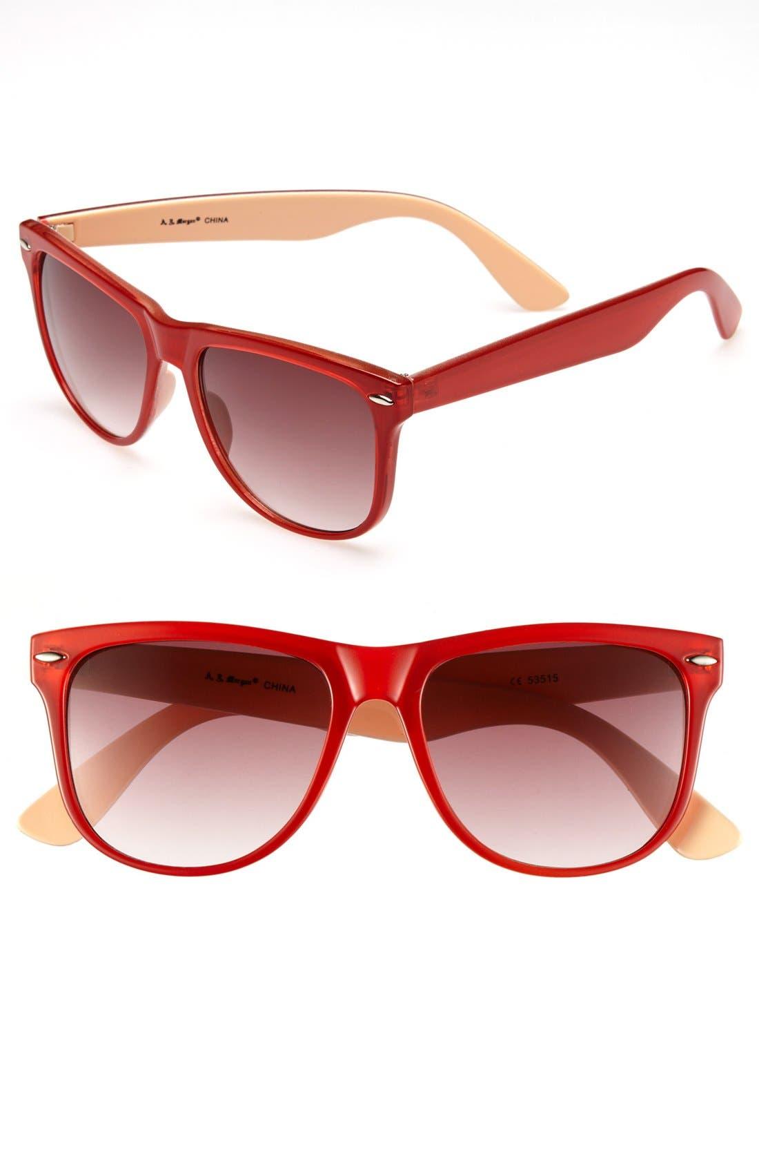 Main Image - A.J. Morgan 'Iced' Sunglasses