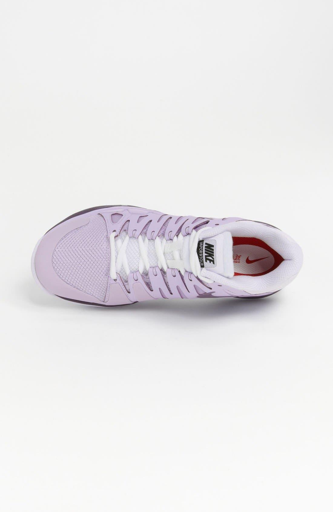 Alternate Image 3  - Nike 'Zoom Vapor 9 Tour' Tennis Shoe (Women)