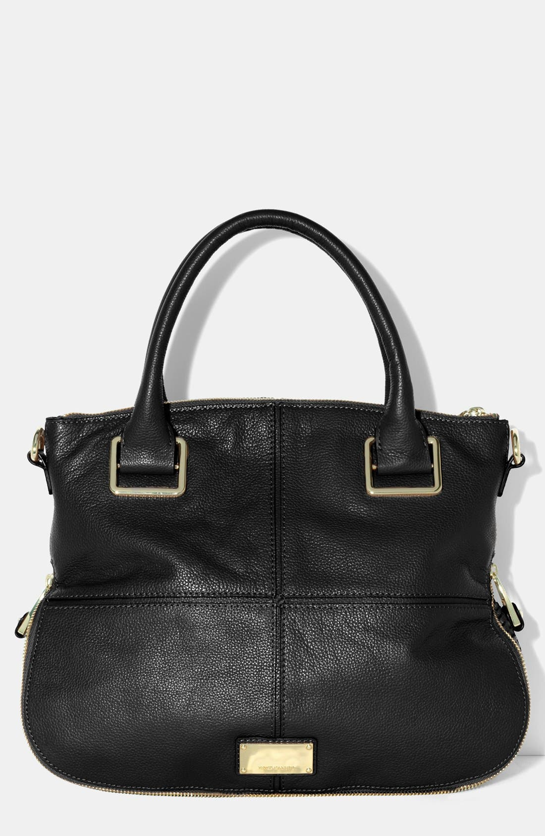 Alternate Image 1 Selected - Vince Camuto 'Iris' Satchel, Medium