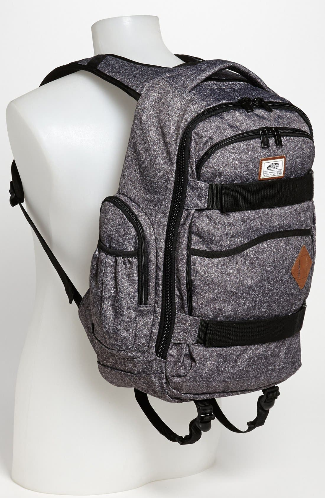 Alternate Image 4  - Vans 'Transient Skatepack' Backpack