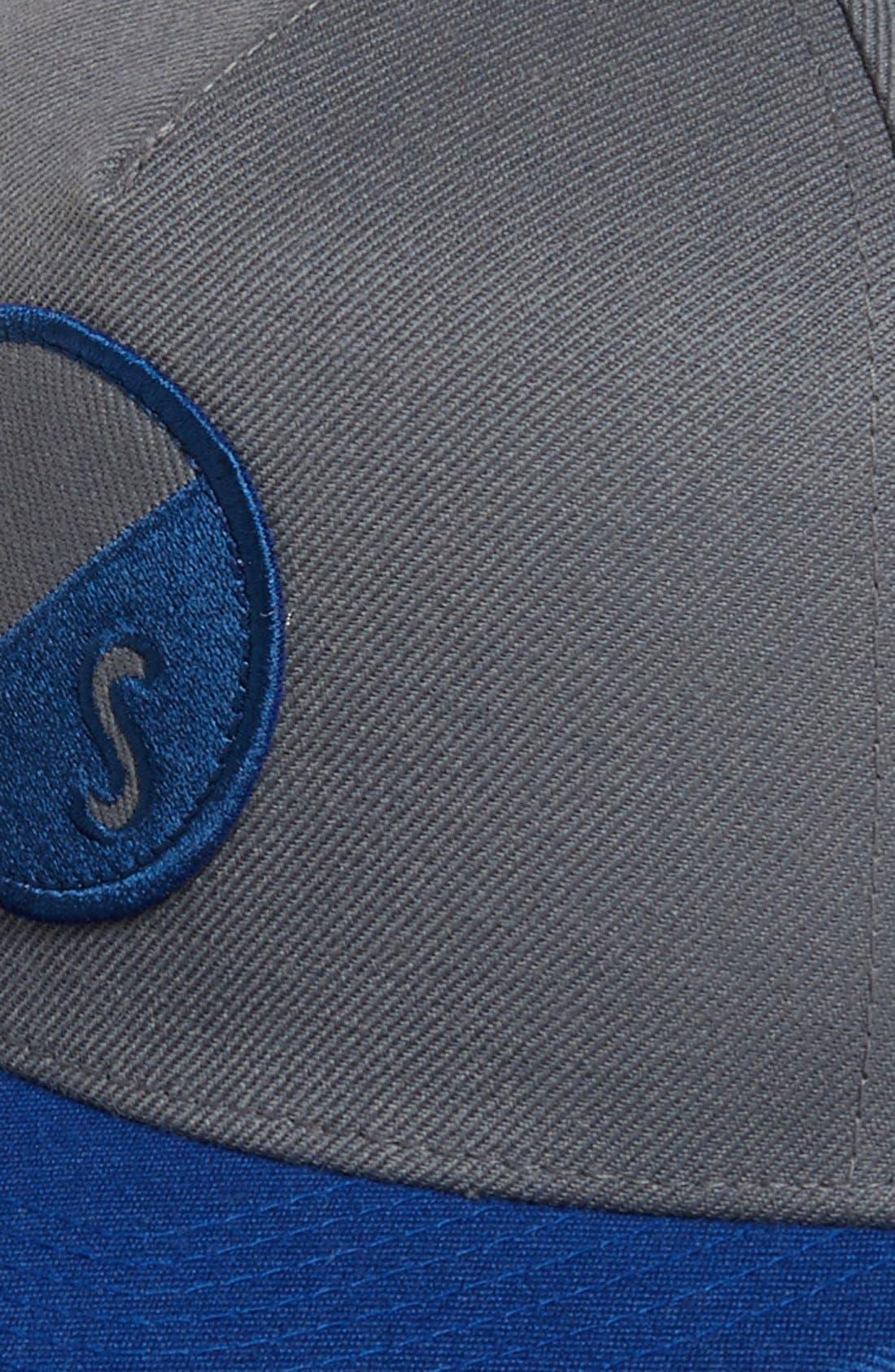 Alternate Image 3  - Volcom 'Spiked' Baseball Cap (Big Boys)