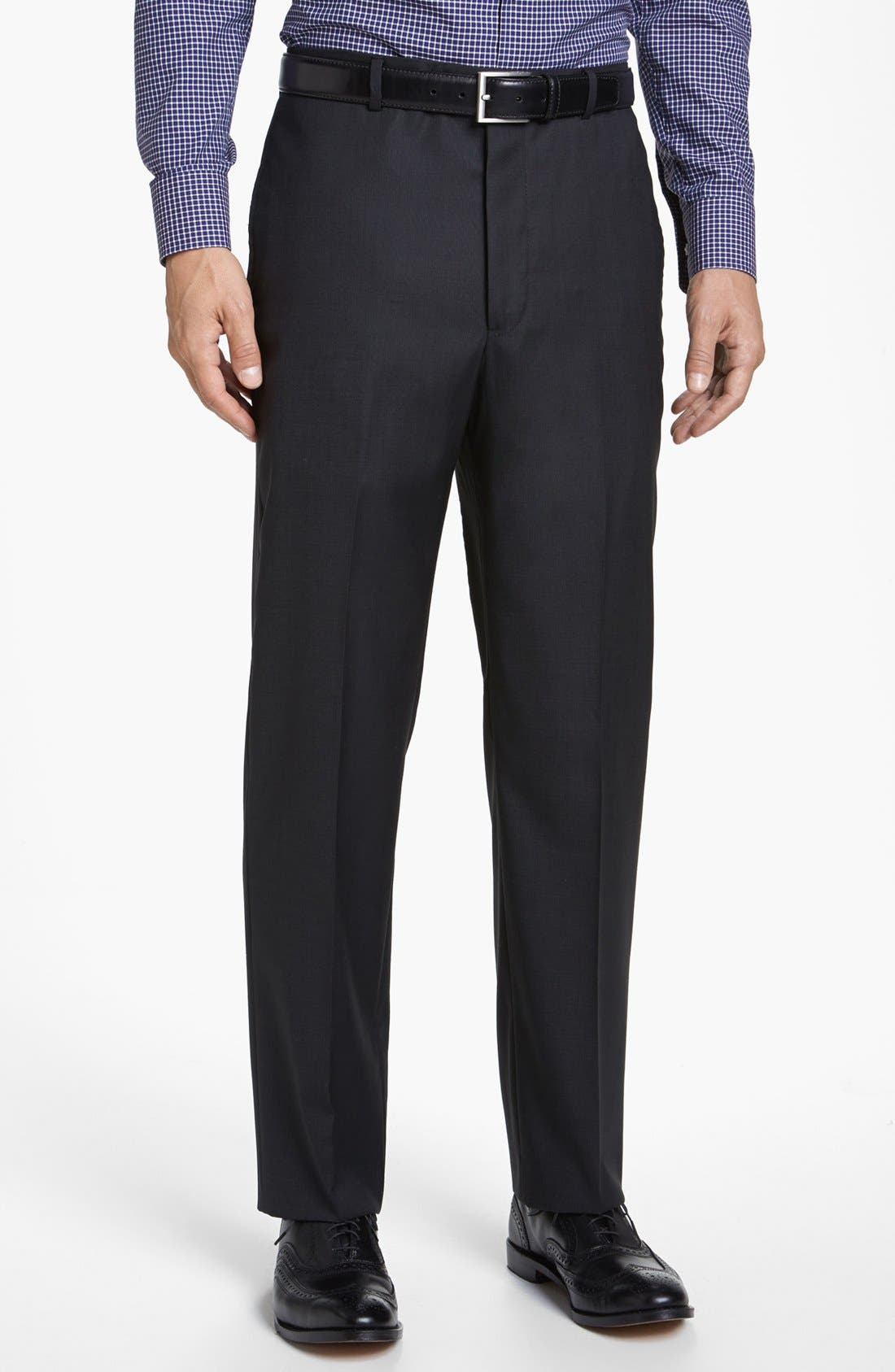Alternate Image 5  - Joseph Abboud 'Signature Silver' Wool Suit