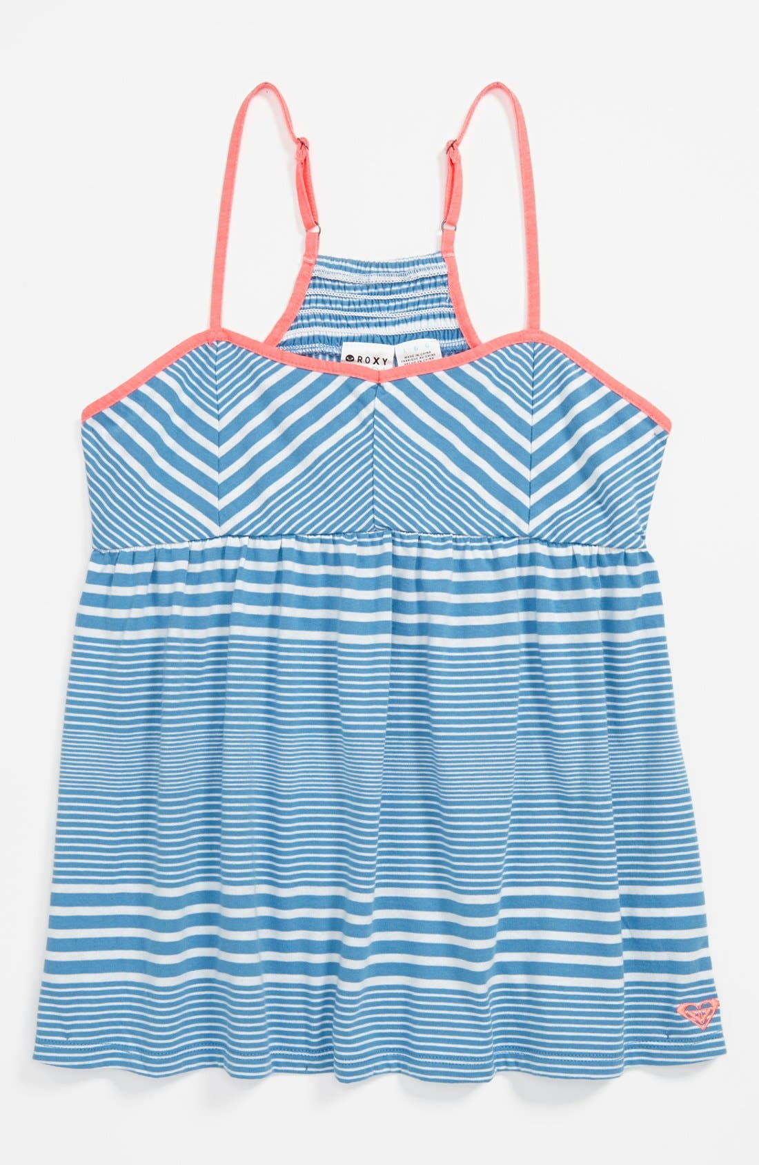 Alternate Image 1 Selected - 'Overplayed' Tank Top (Big Girls)