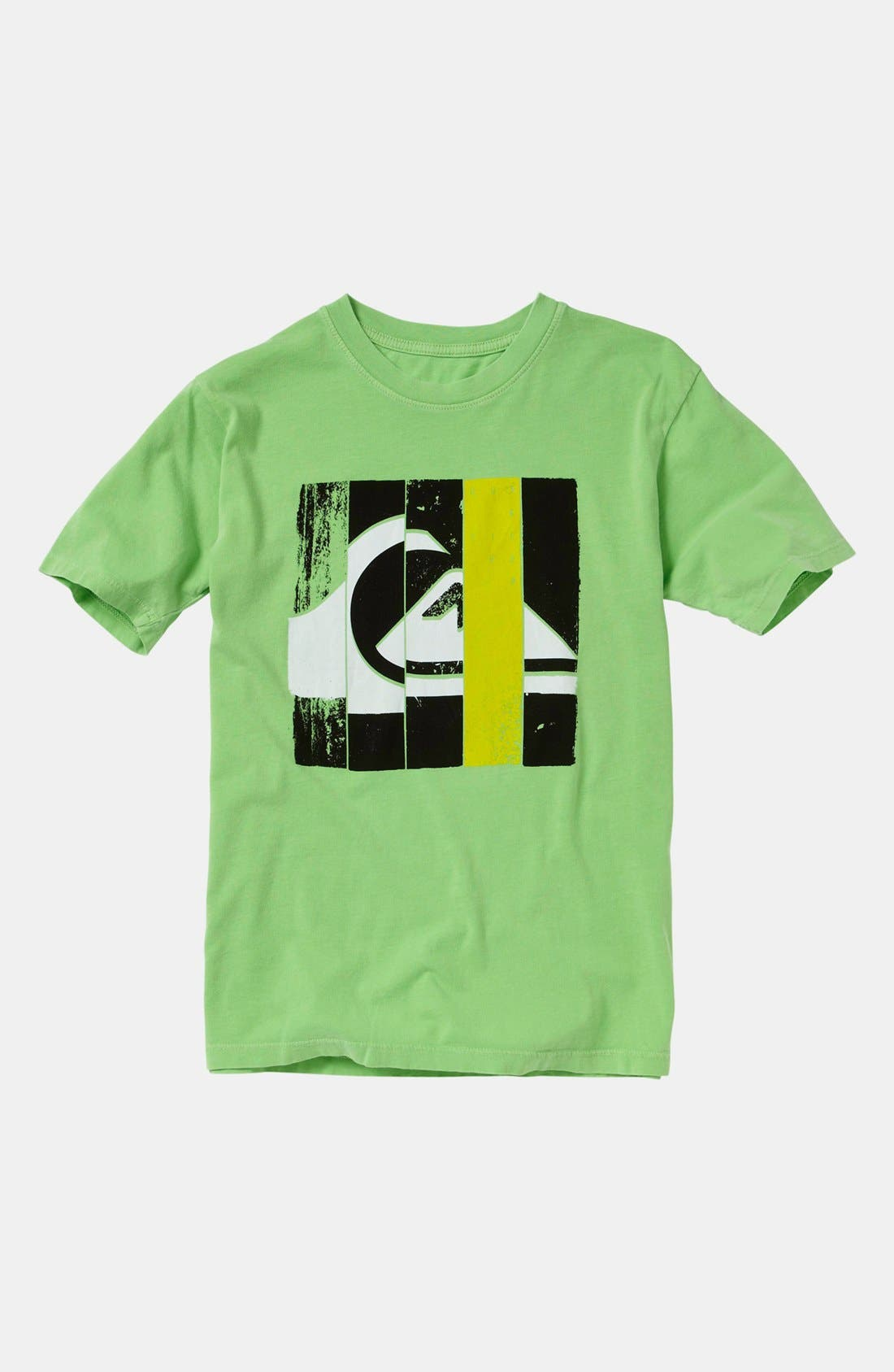 Alternate Image 1 Selected - Quiksilver 'Vertebrae' T-Shirt (Little Boys)