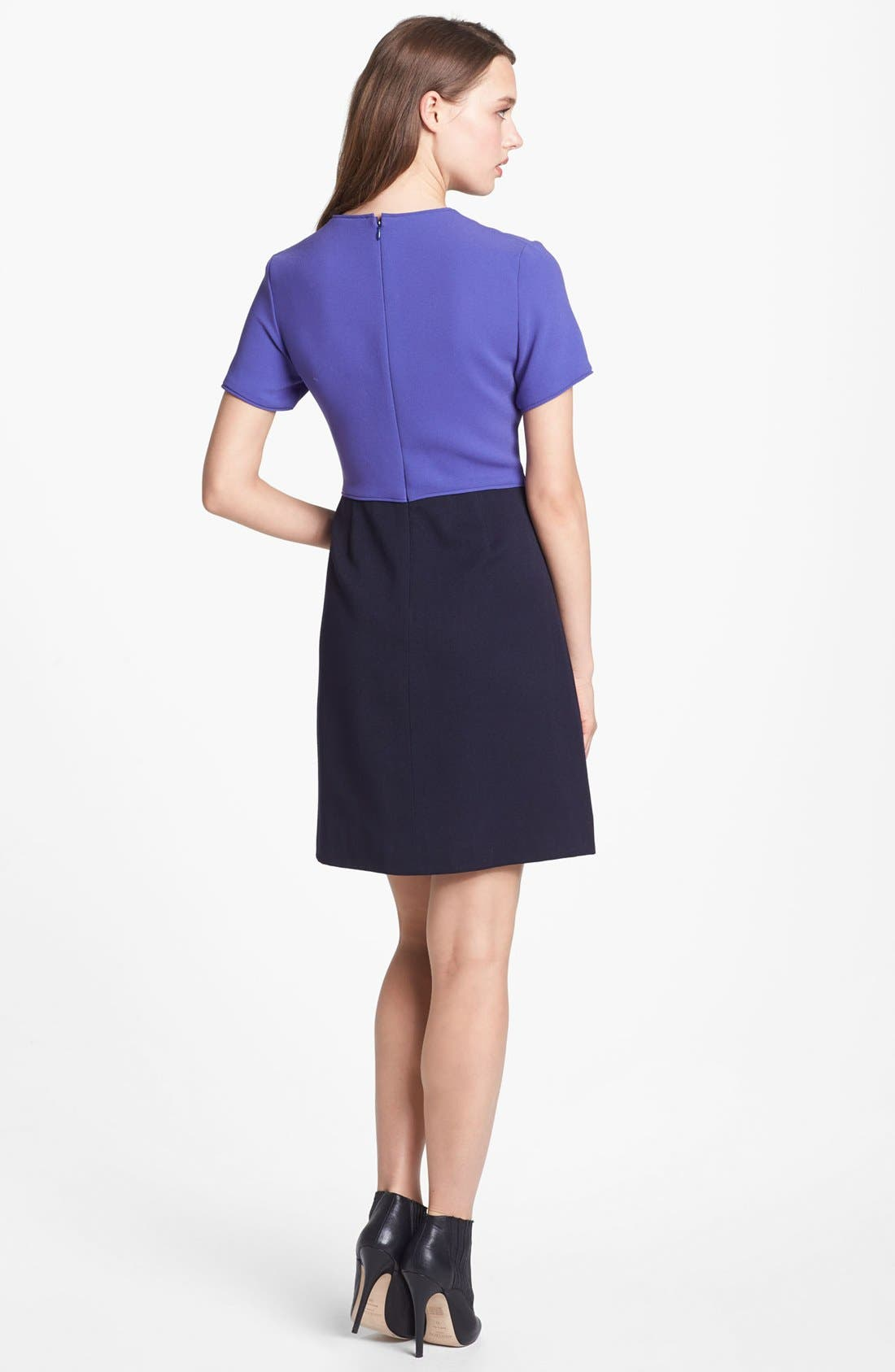 Alternate Image 2  - MARC BY MARC JACOBS Wool Blend A-Line Dress