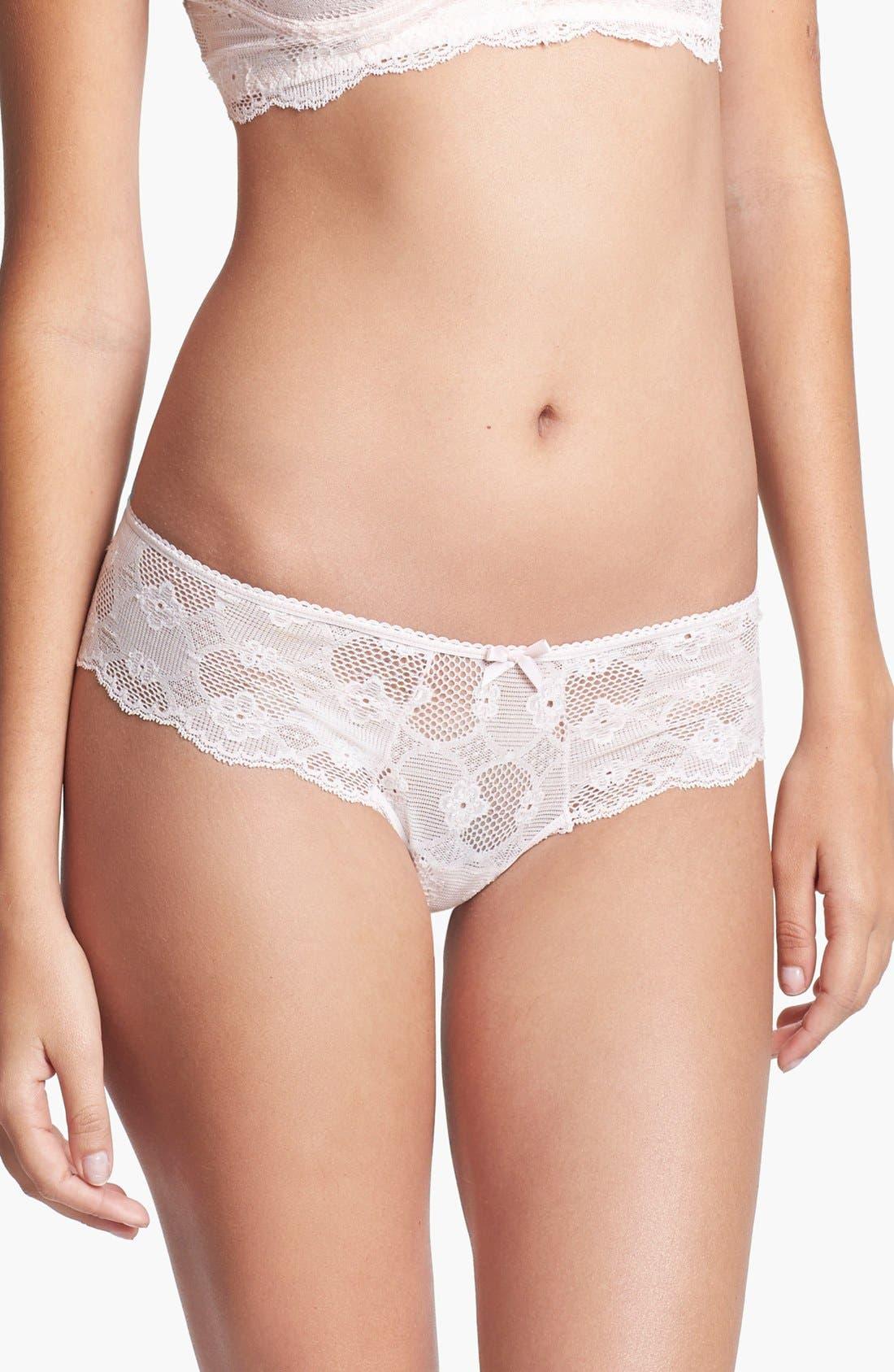 Main Image - Eberjey 'Isabella' Lace Thong