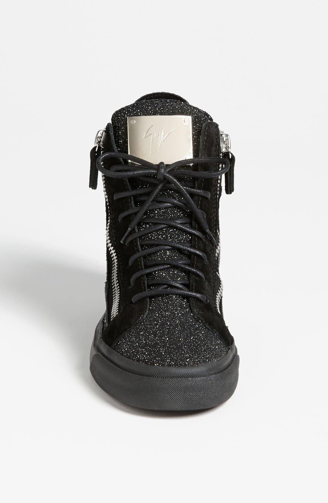 Alternate Image 3  - Giuseppe Zanotti Sneaker