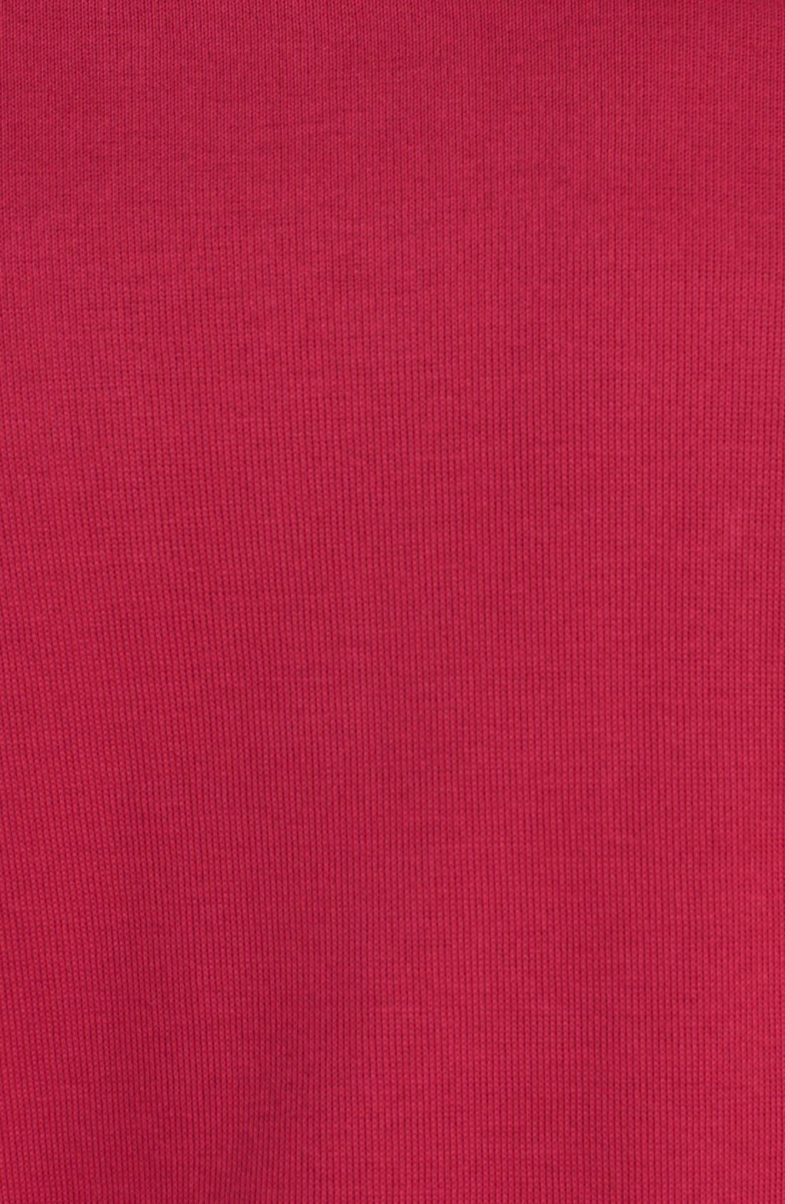 Alternate Image 3  - Cutter & Buck 'Flatback' Pullover Sweatshirt (Big & Tall)