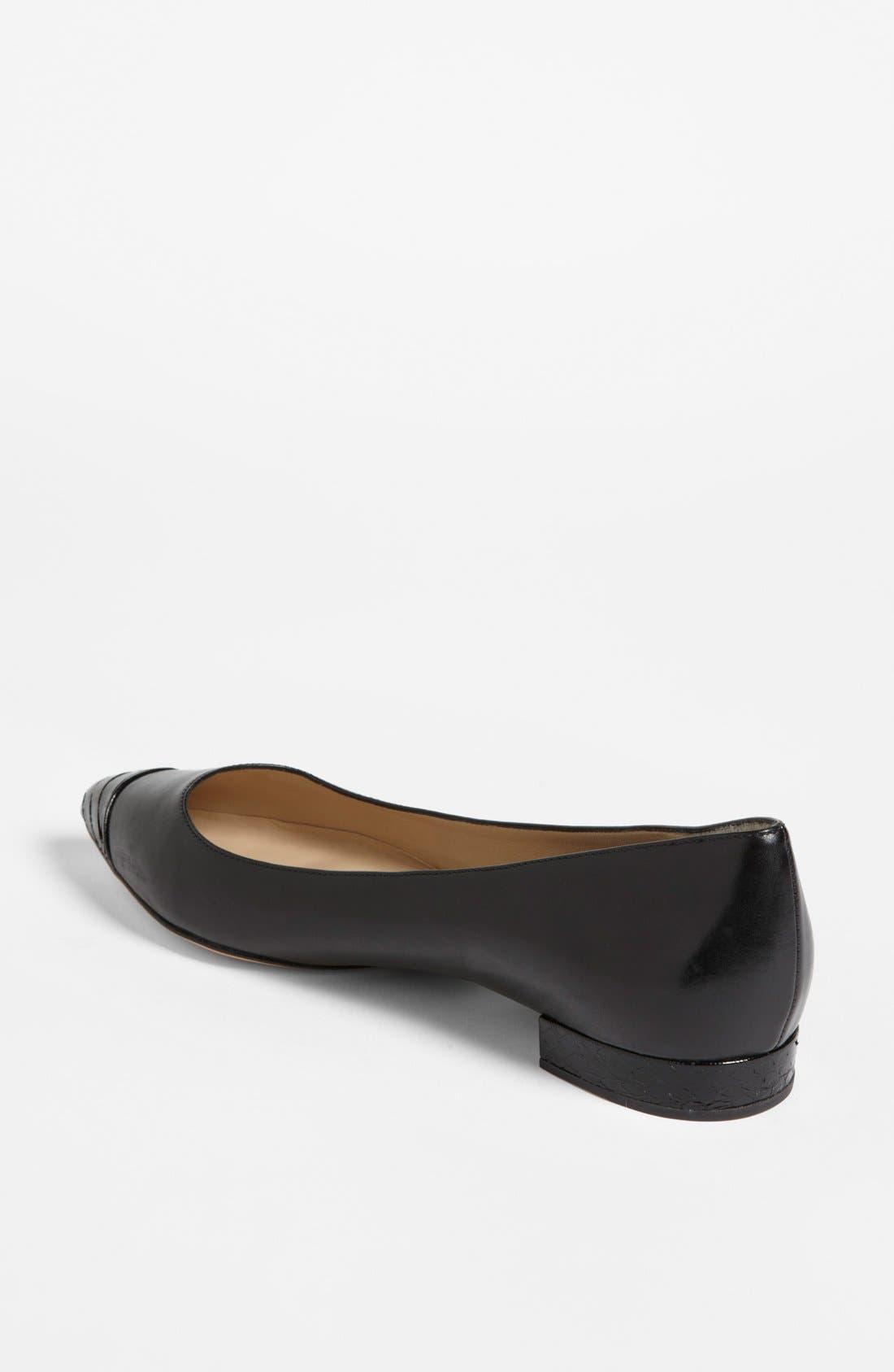 Alternate Image 2  - Michael Kors 'Janae' Loafer Flat