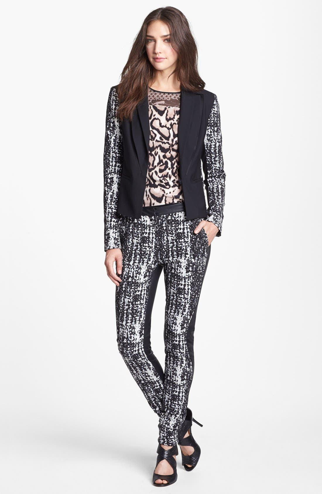 Alternate Image 1 Selected - Diane von Furstenberg 'Olena' Jacket