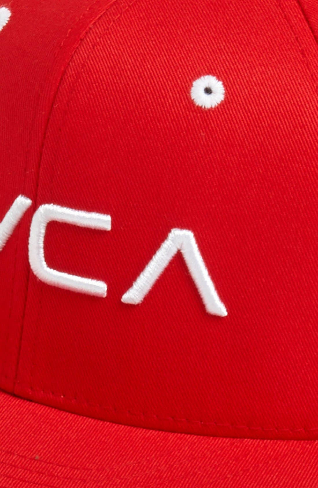 Alternate Image 2  - RVCA Snapback Baseball Cap