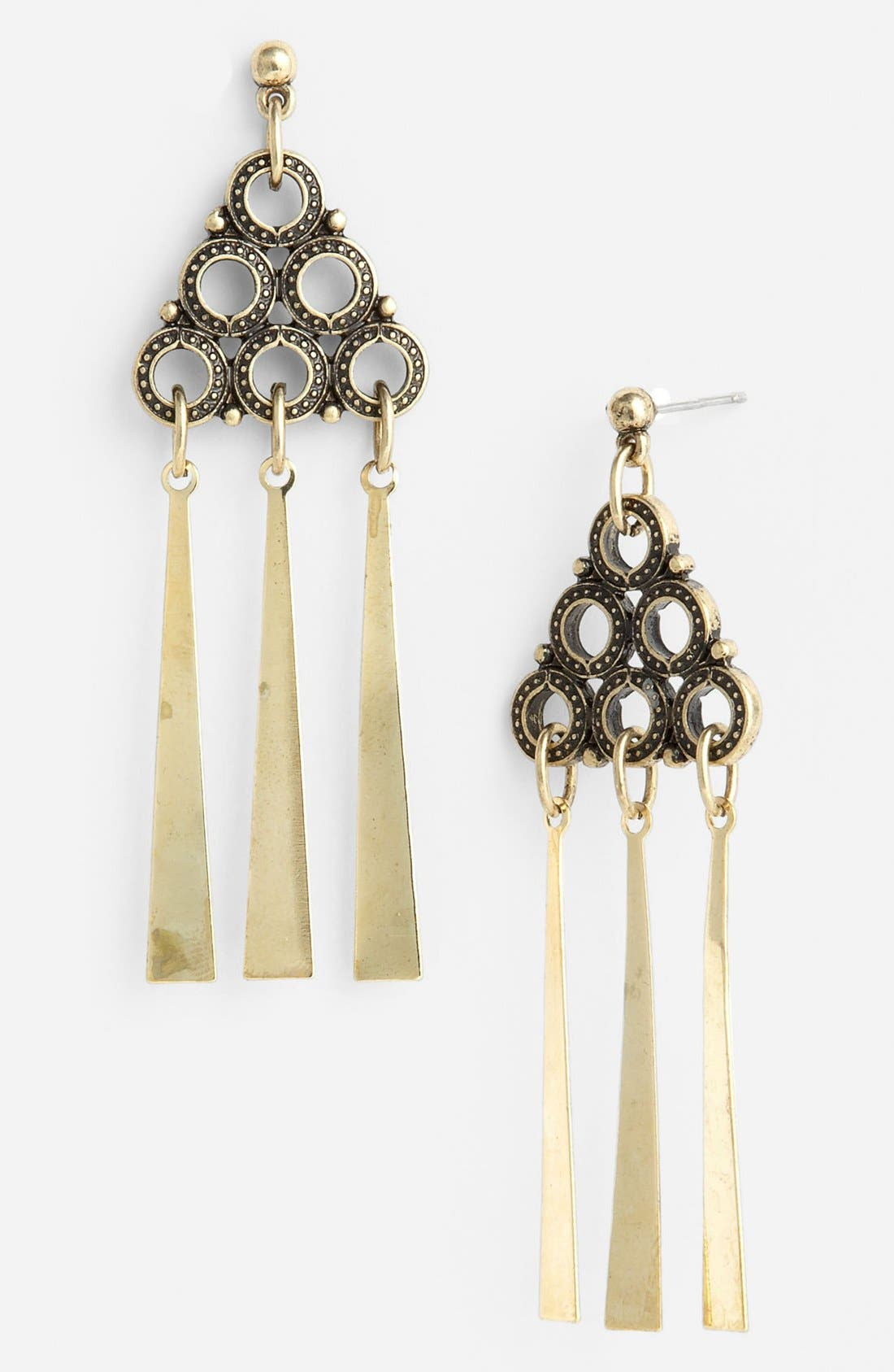 Alternate Image 1 Selected - Robert Rose Chandelier Earrings