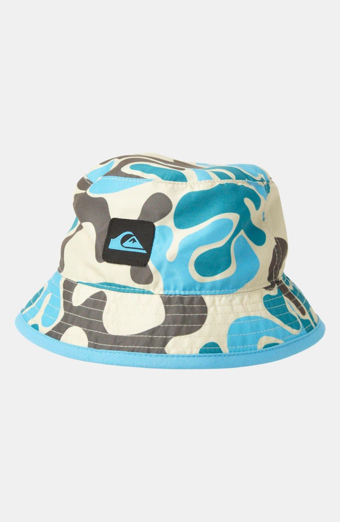 Main Image - Quiksilver 'Grommet' Bucket Hat (Toddler Boys)