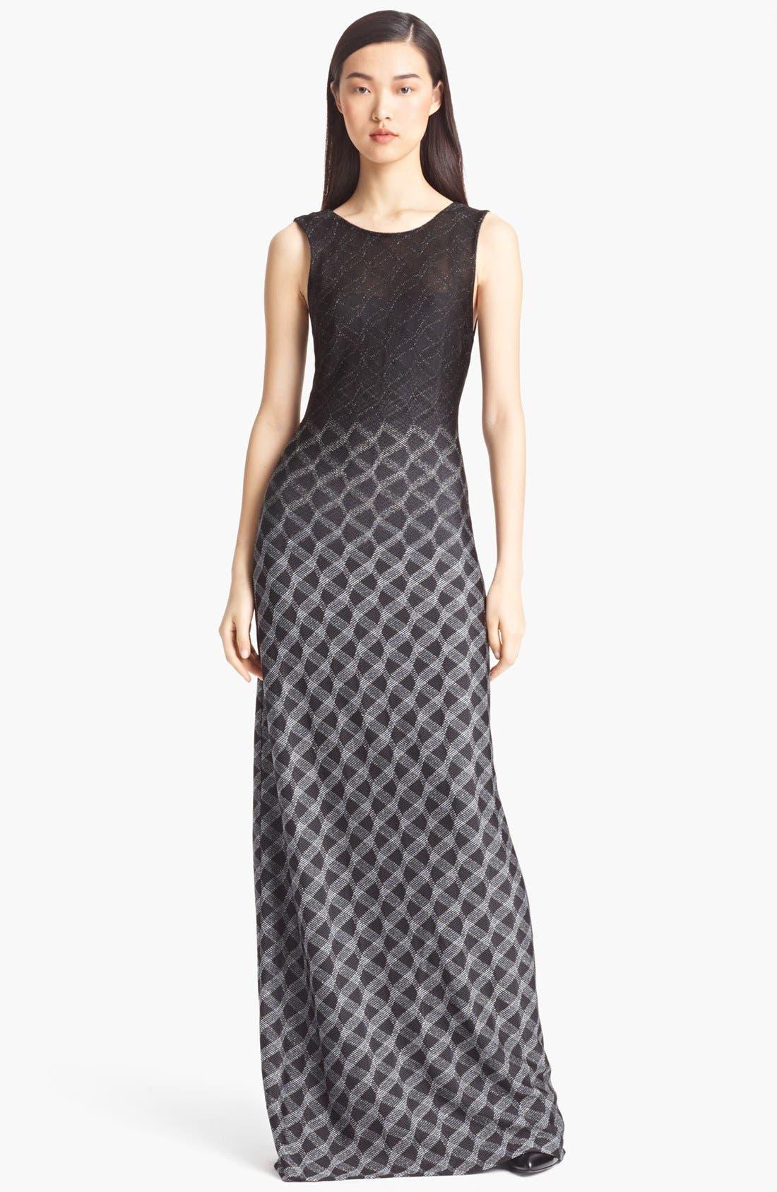 Alternate Image 1 Selected - Missoni Dégradé Gown