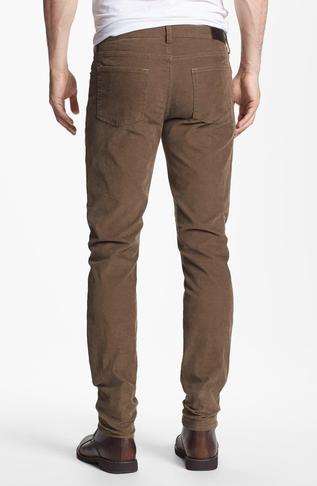 Alternate Image 2  - Vince Five Pocket Corduroy Pants