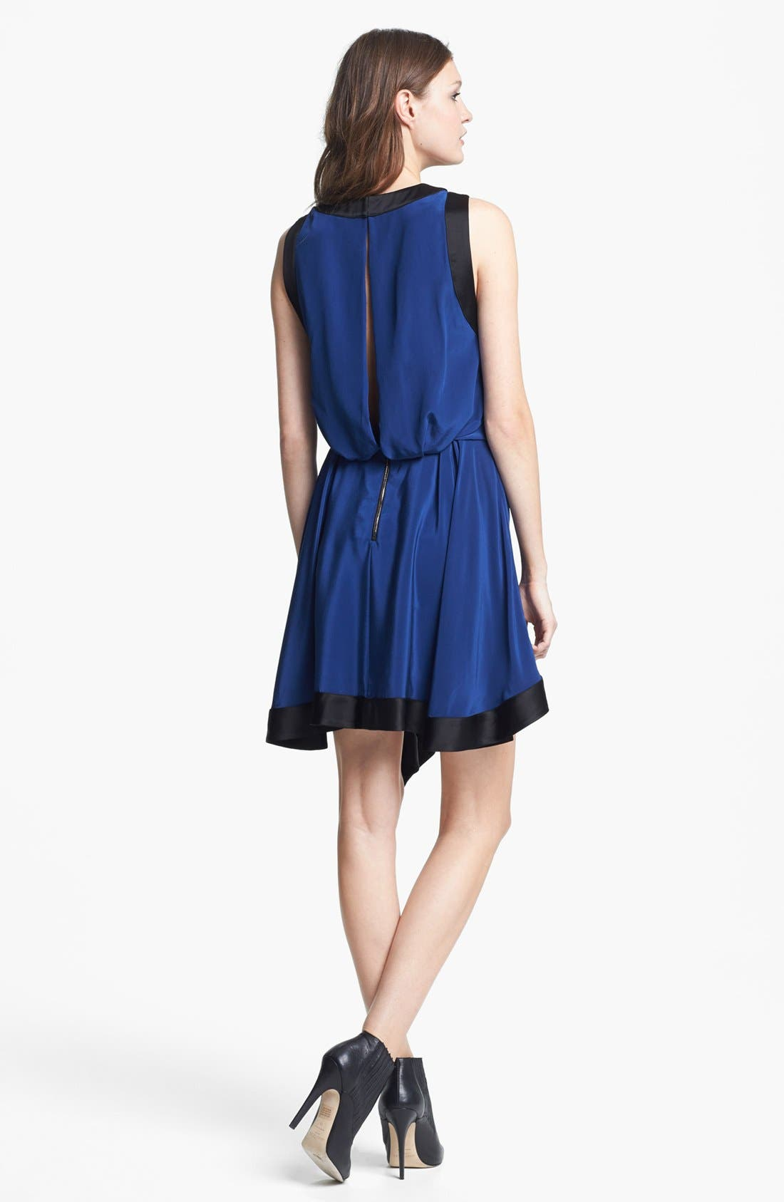 Alternate Image 2  - Elizabeth and James 'Edwina' Silk Dress