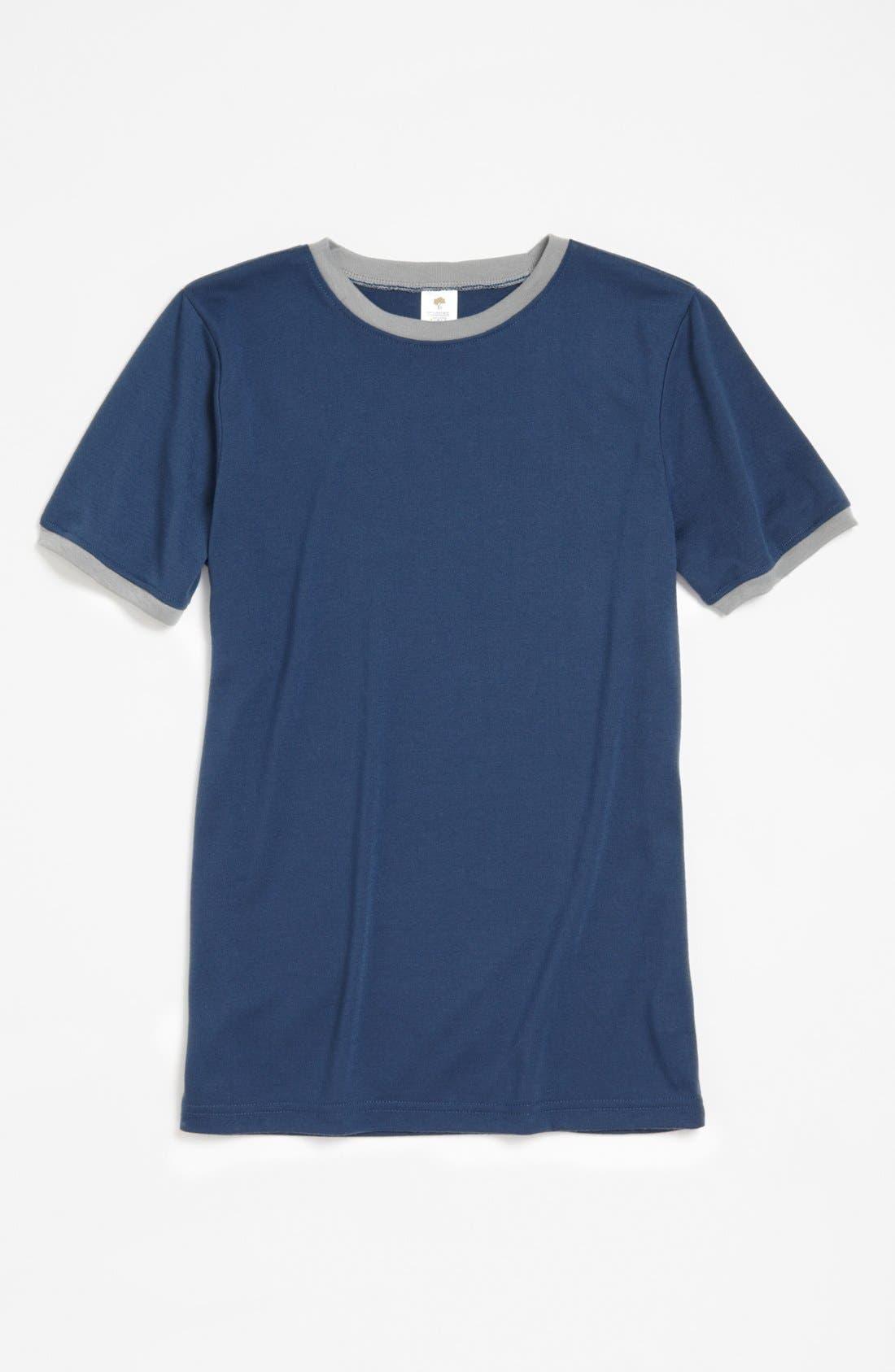 Alternate Image 1 Selected - Tucker + Tate 'Ringer' Sleep T-Shirt (Little Boys & Big Boys)