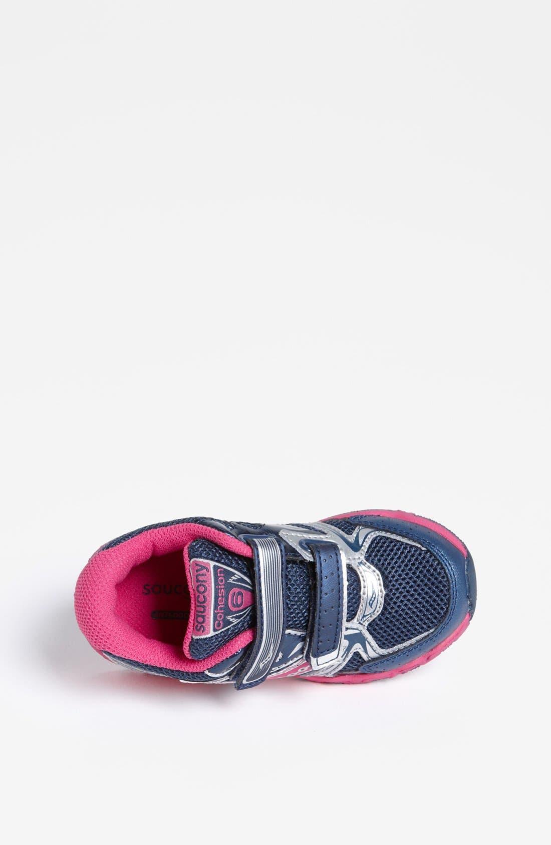 Alternate Image 3  - Saucony 'Cohesion' Sneaker (Baby, Walker & Toddler)